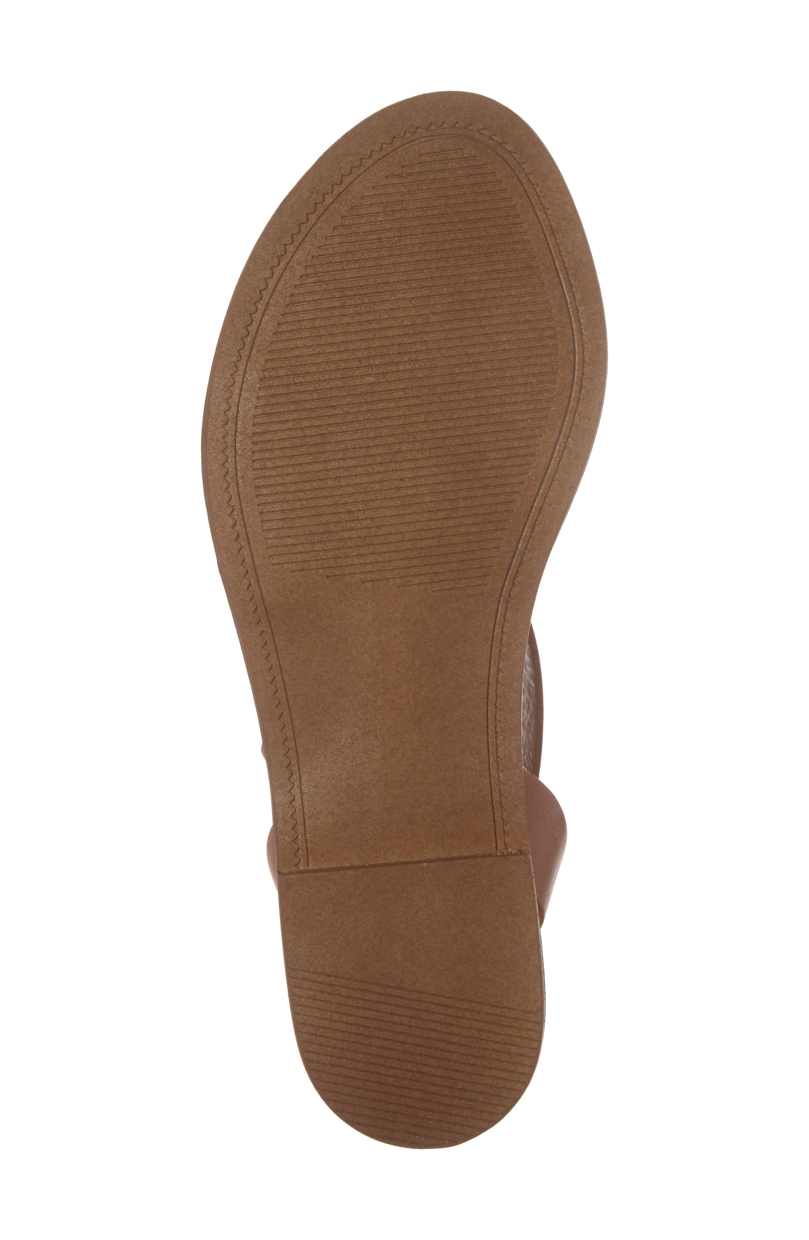 Alternate Image 6  - Steve Madden Danny Ankle Strap Sandal (Women)