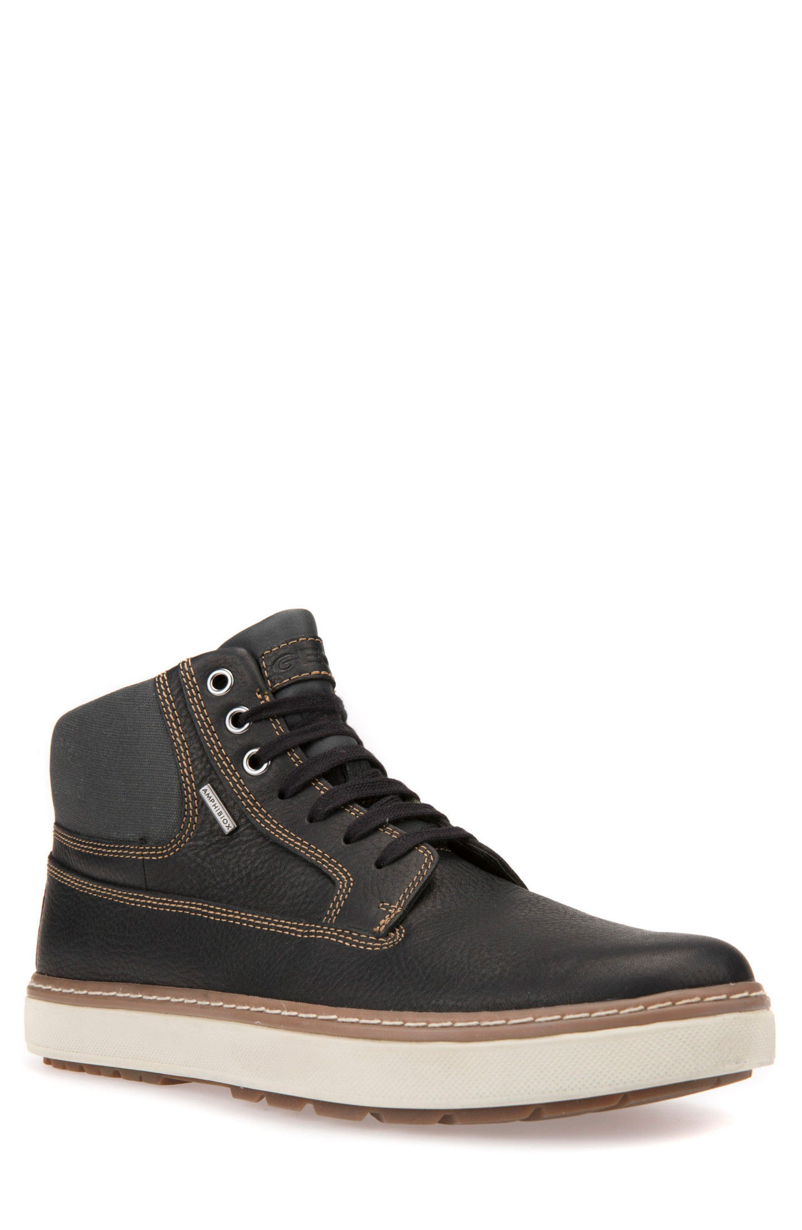 Alternate Image 1 Selected - Geox Mattias B ABX Waterproof Sneaker Boot (Men)