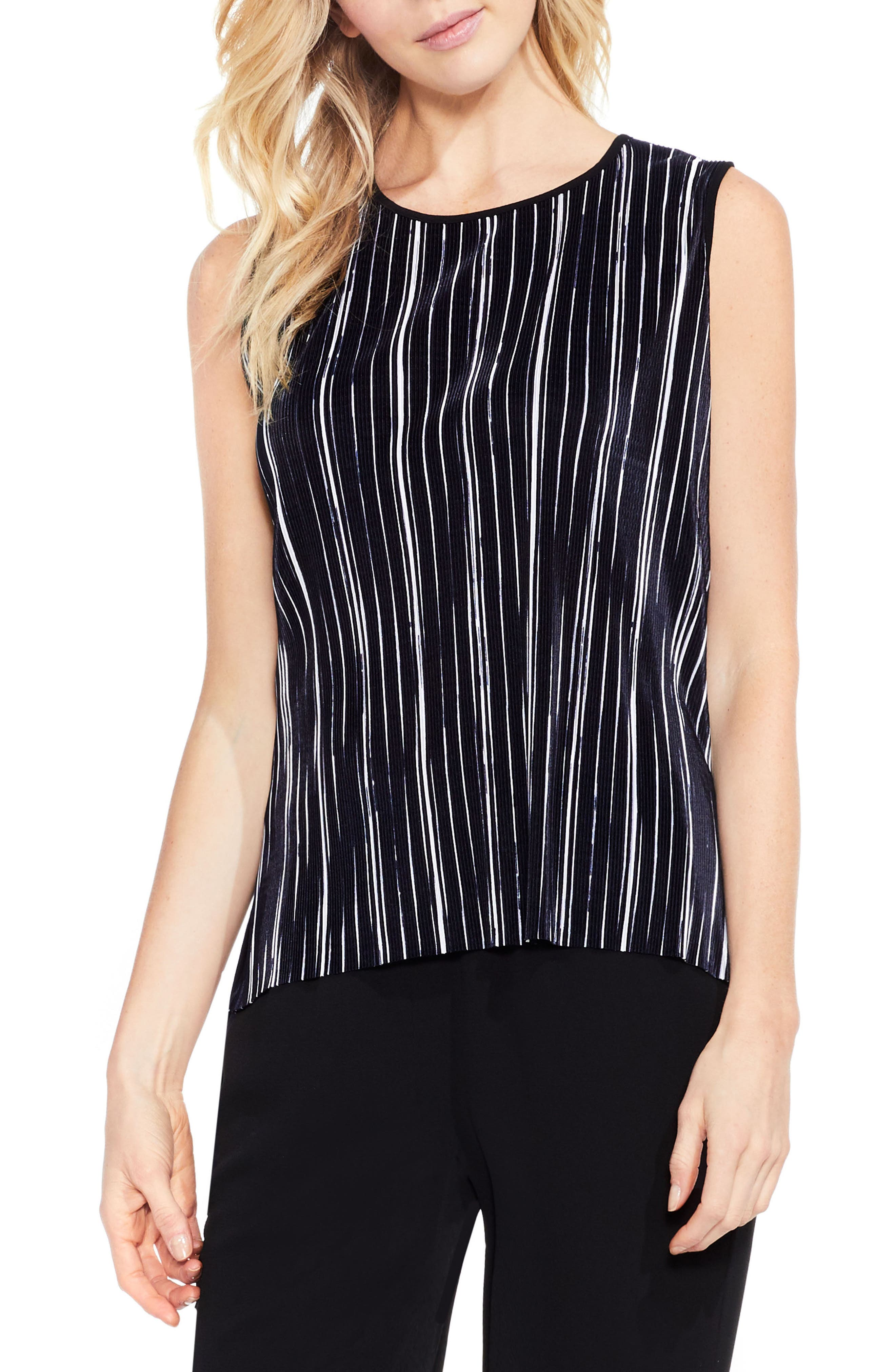 Vince Camuto Bodre Sleeveless Top