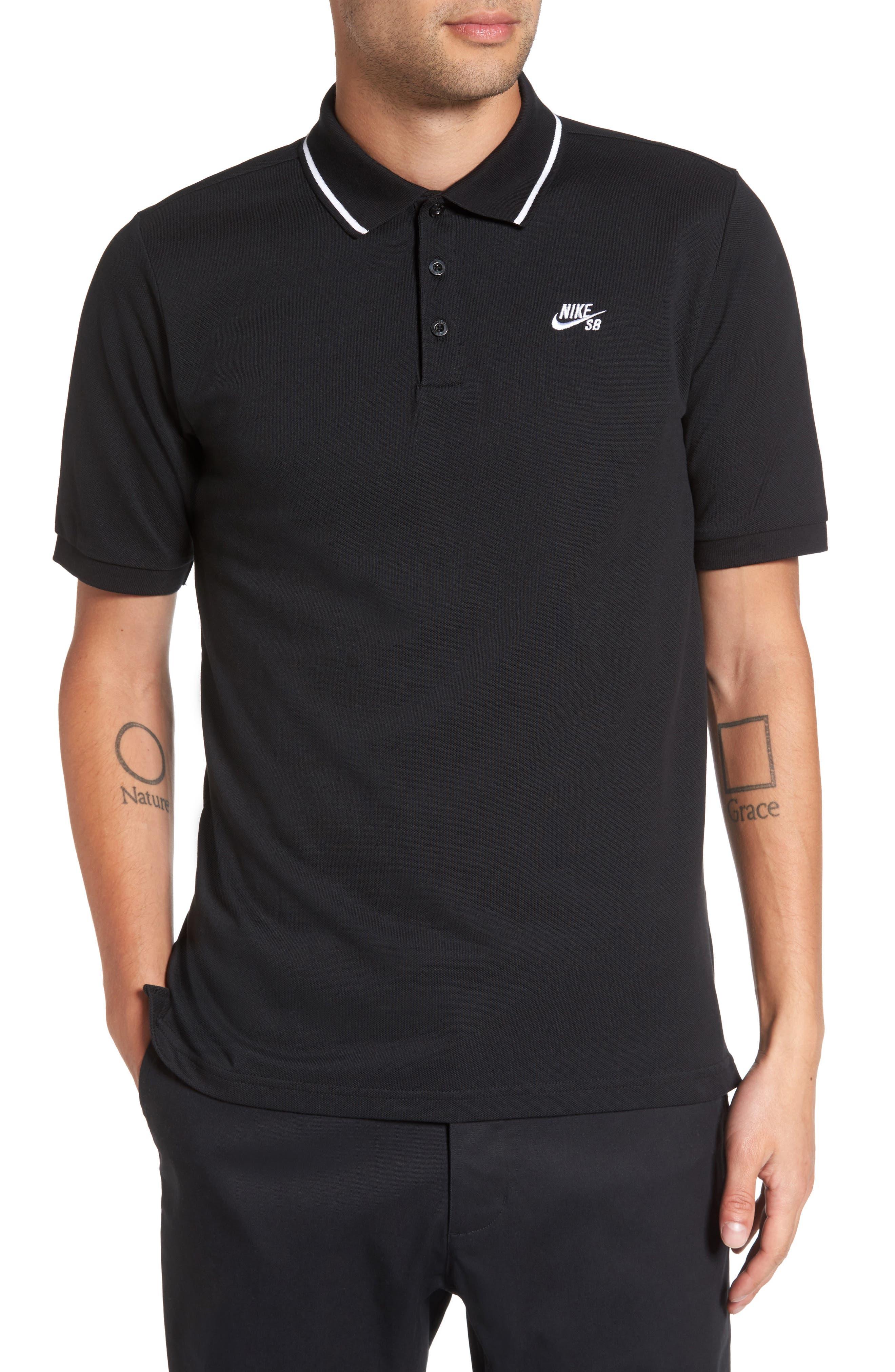 Nike SB Dri-FIT Piqué Polo