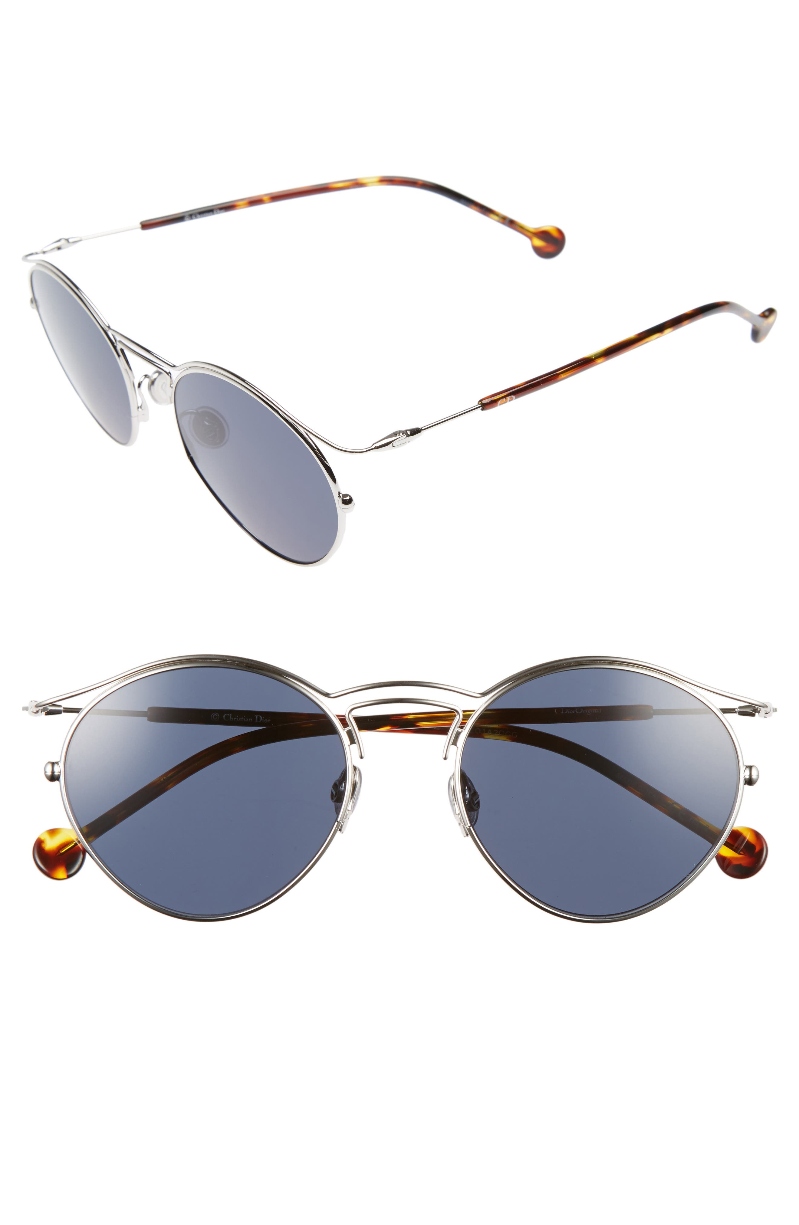 Dior Origin 53mm Sunglasses