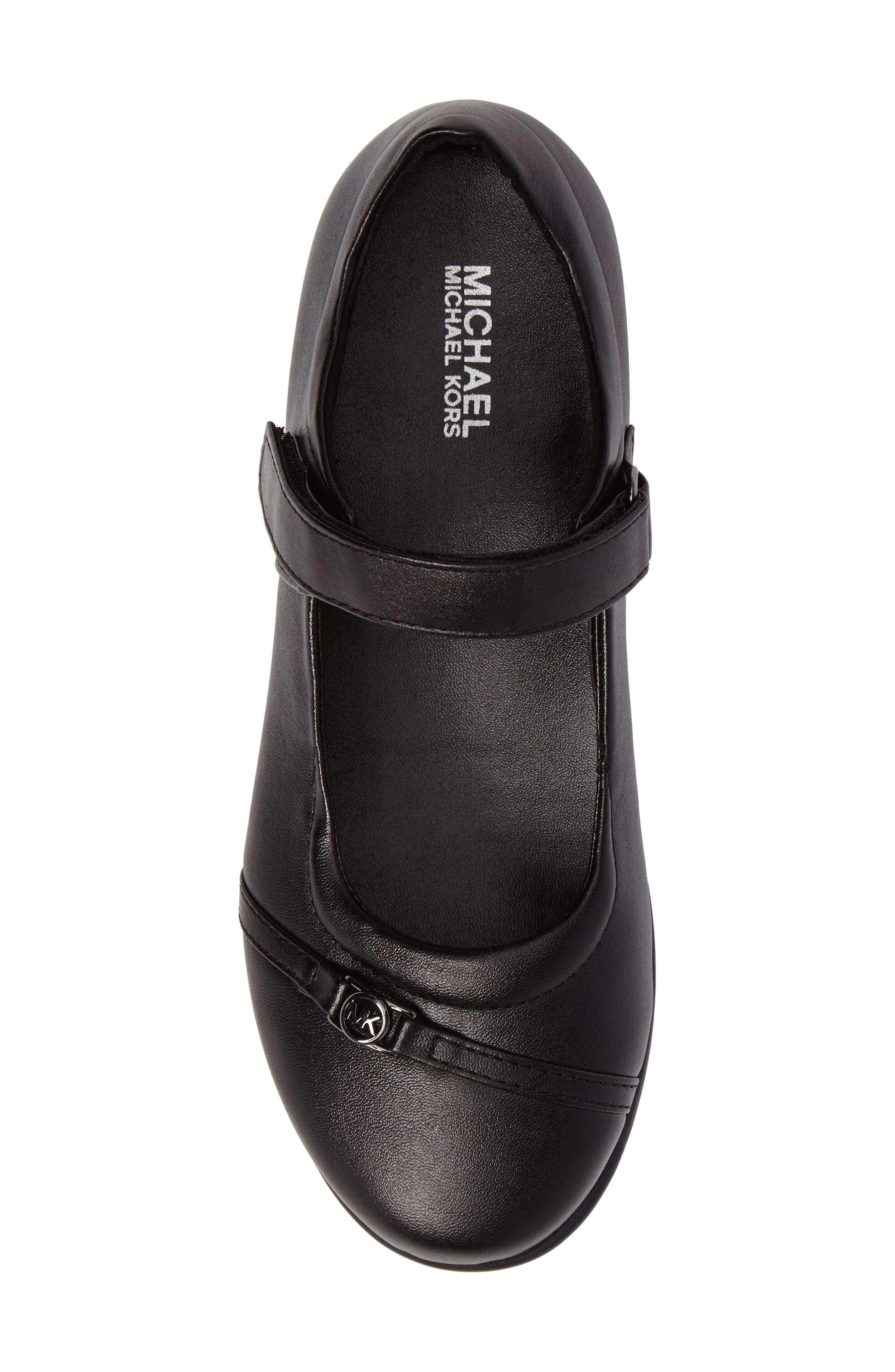 Alternate Image 4  - MICHAEL Michael Kors Amber Kim Mary Jane Flat (Walker, Toddler, Little Kid & Big Kid)