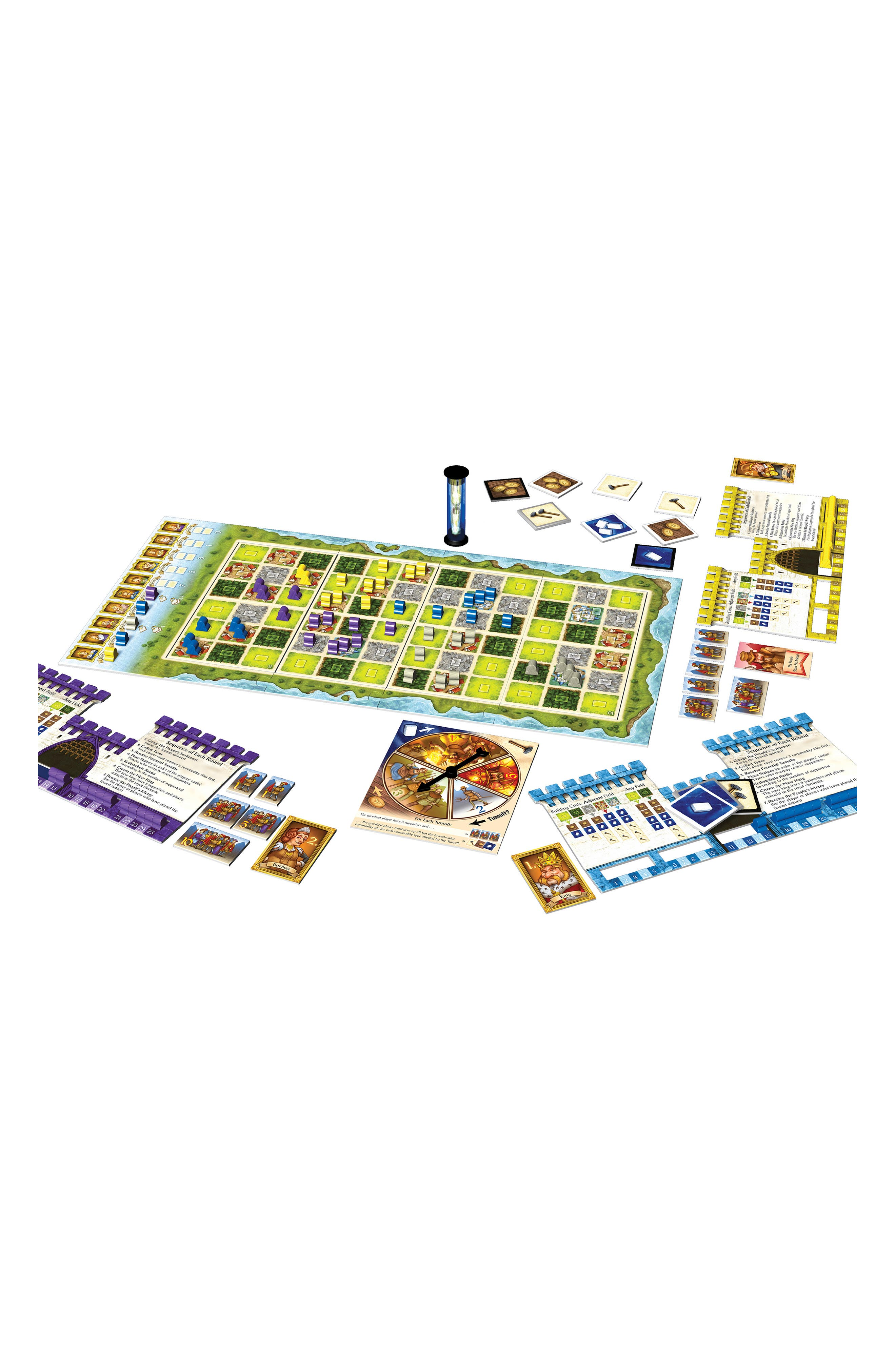 'Tumult Royale' Board Game,                             Main thumbnail 1, color,                             Blue