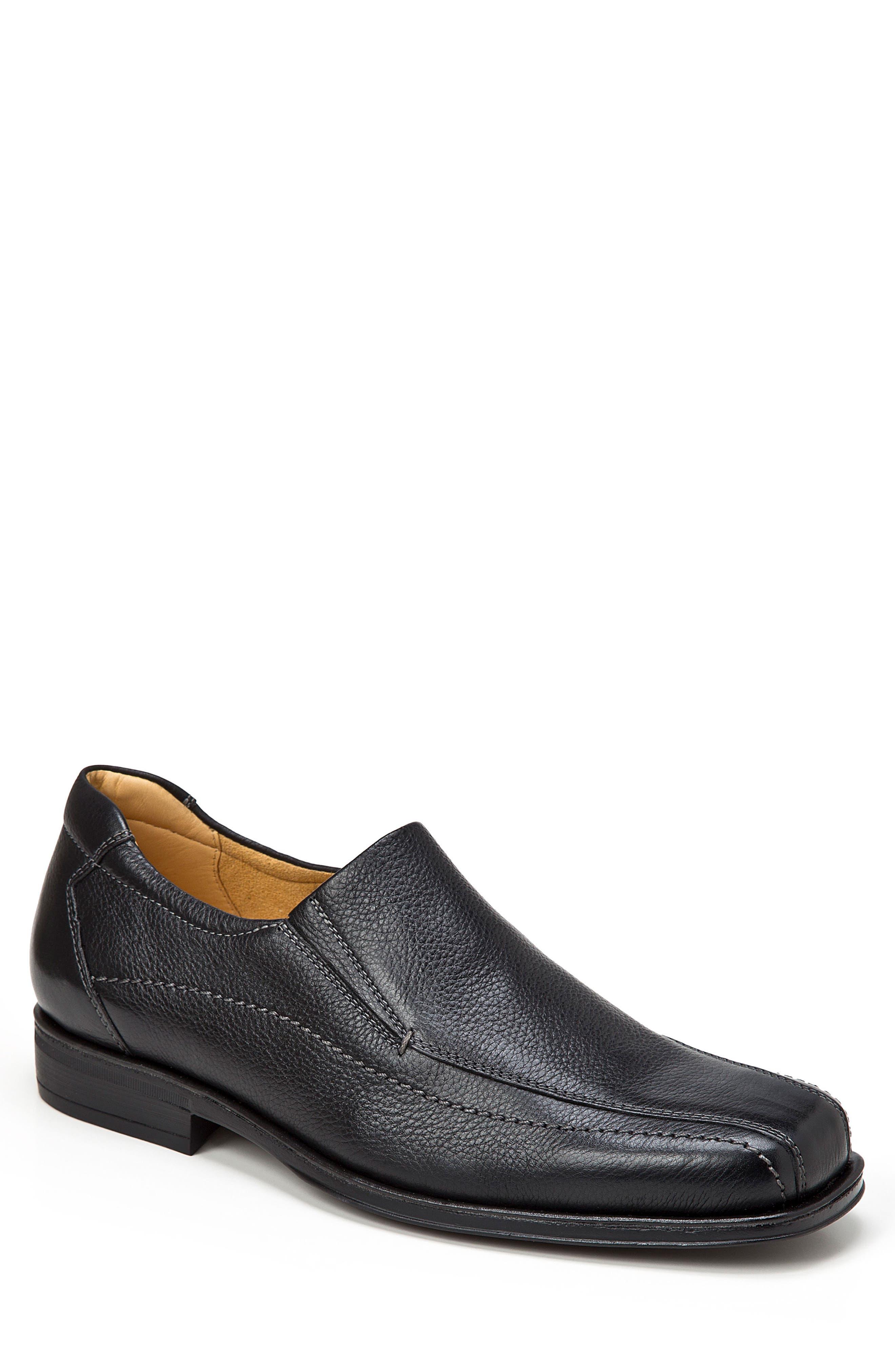 Elgin Venetian Loafer,                             Main thumbnail 1, color,                             Black