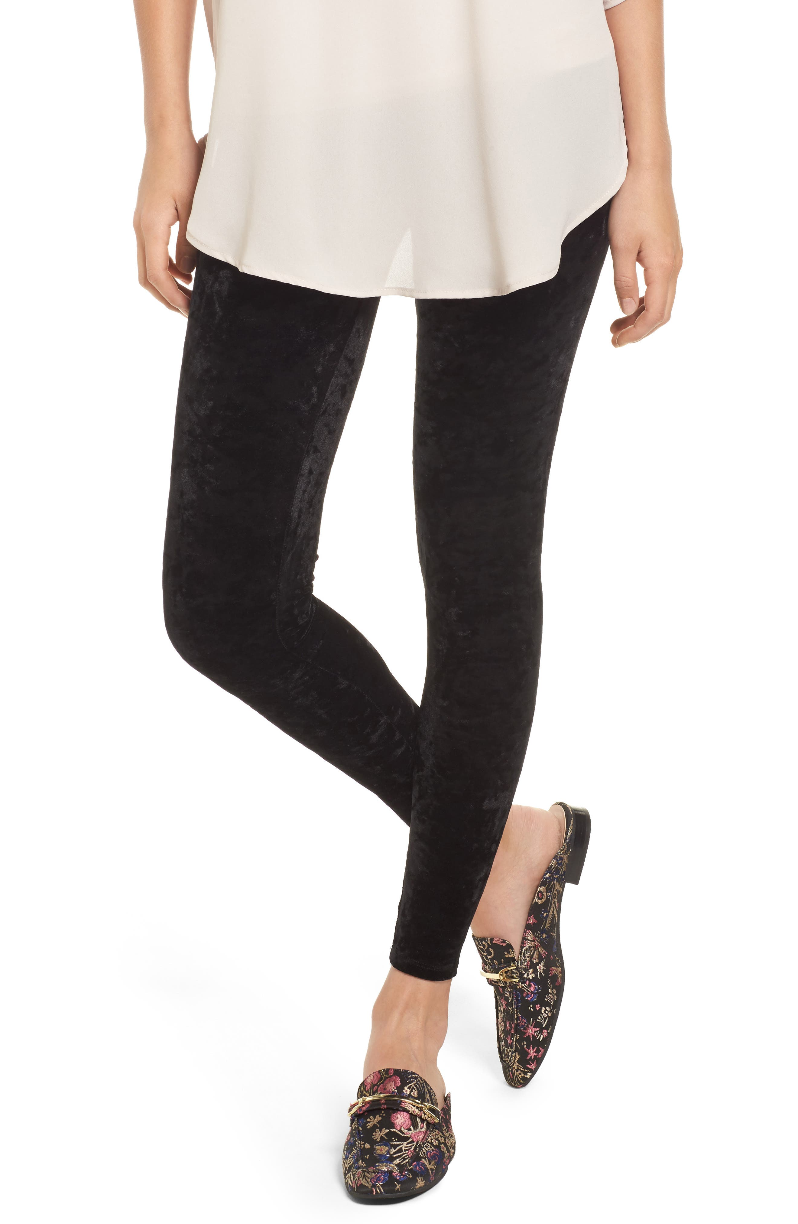 Nordstrom Velvet Leggings