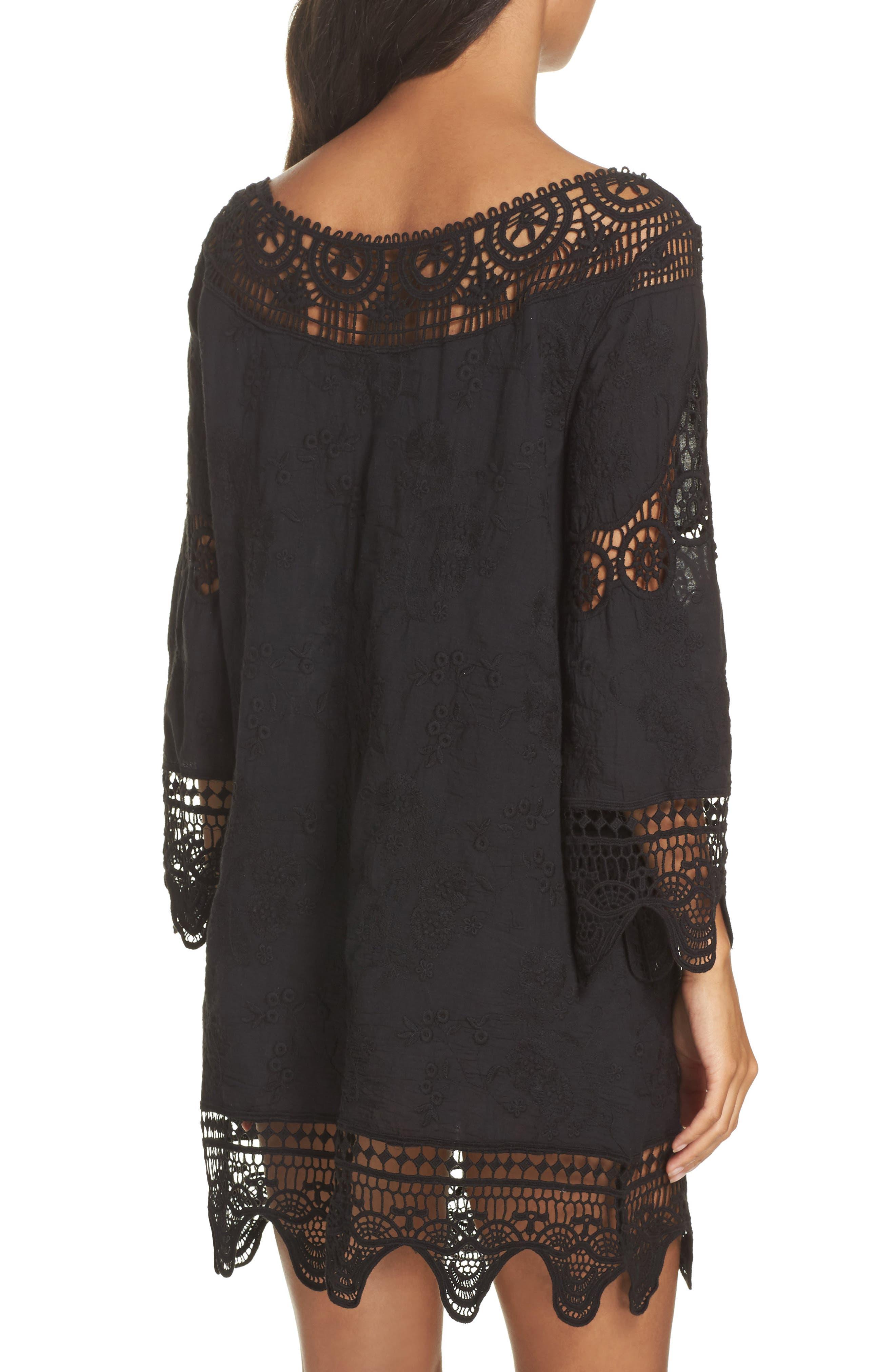 Alternate Image 2  - La Blanca Zen Garden Cover-Up Dress