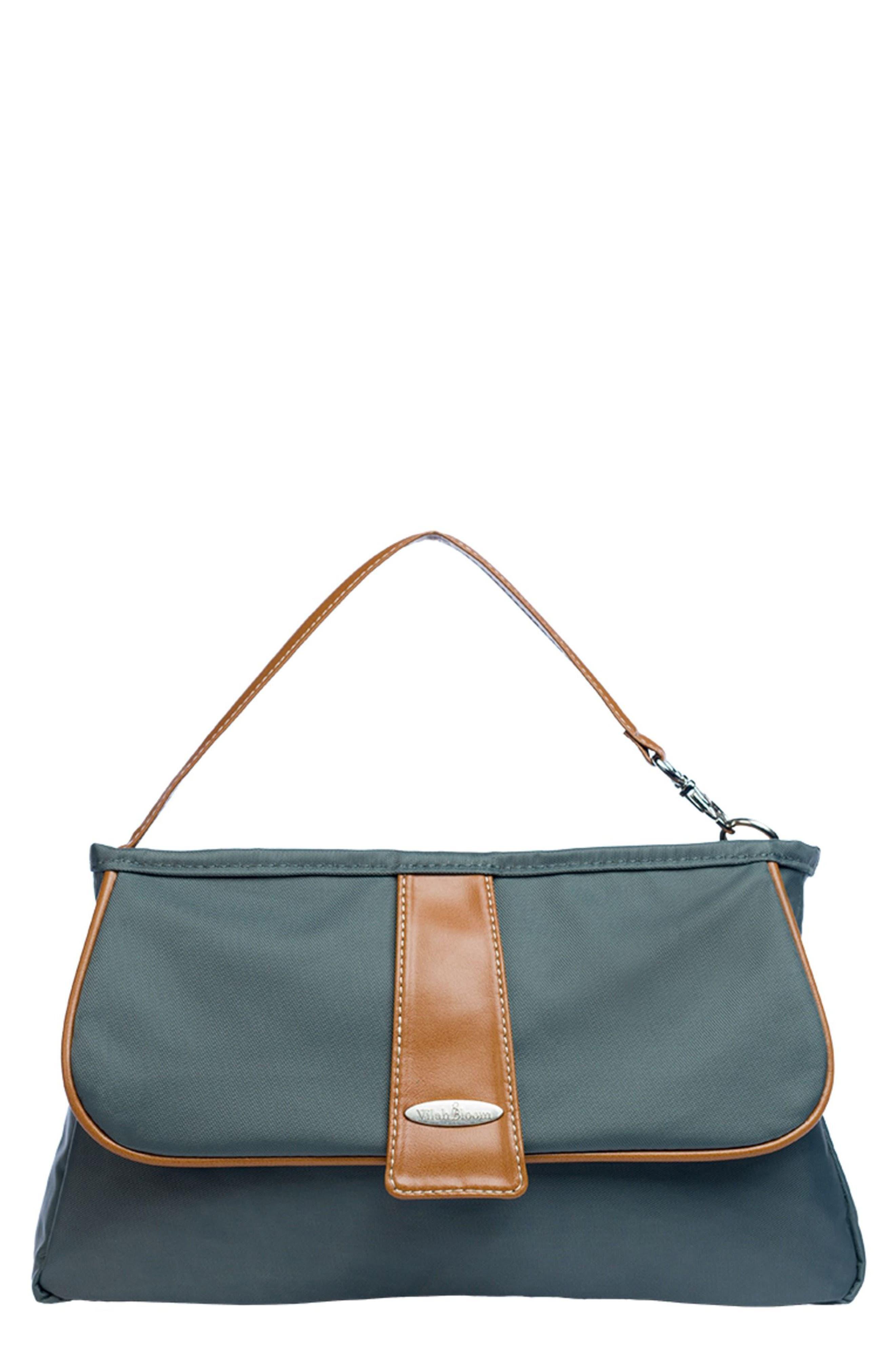 Vilah Boom Cottage Clutch Diaper Bag
