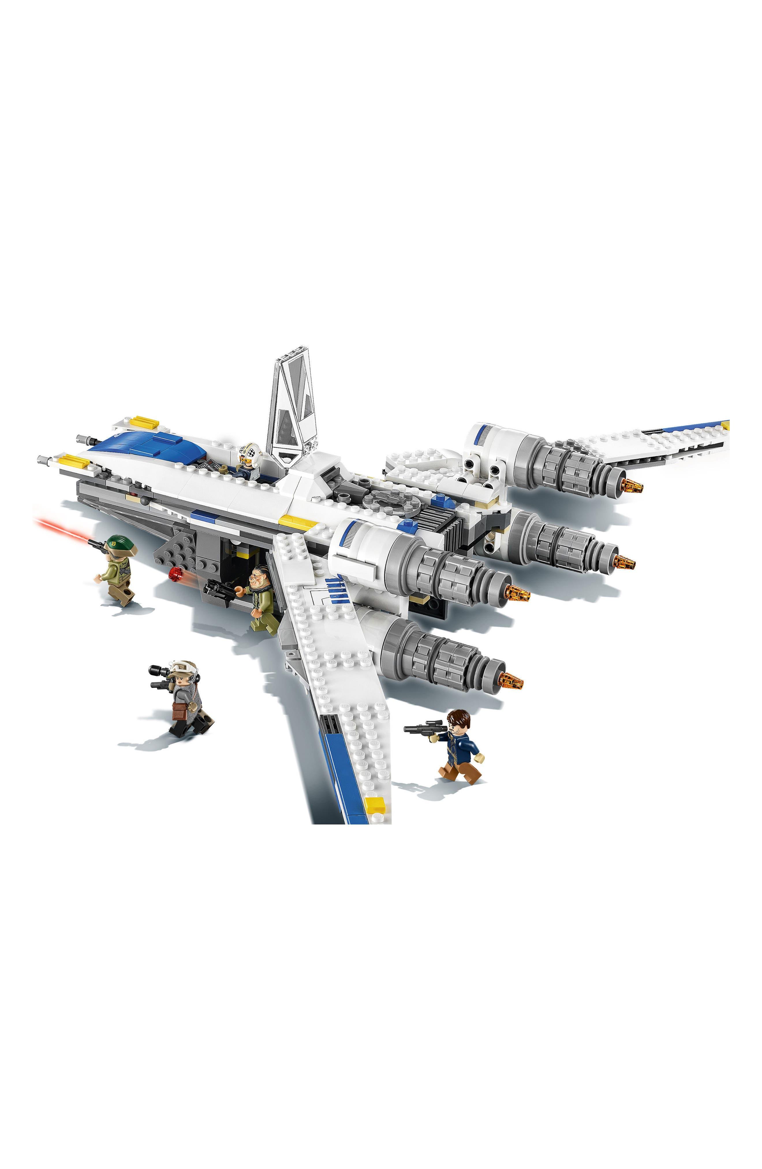 Star Wars<sup>™</sup> Rebel U-Wing Fighter<sup>™</sup> - 75155,                             Alternate thumbnail 3, color,                             Multi