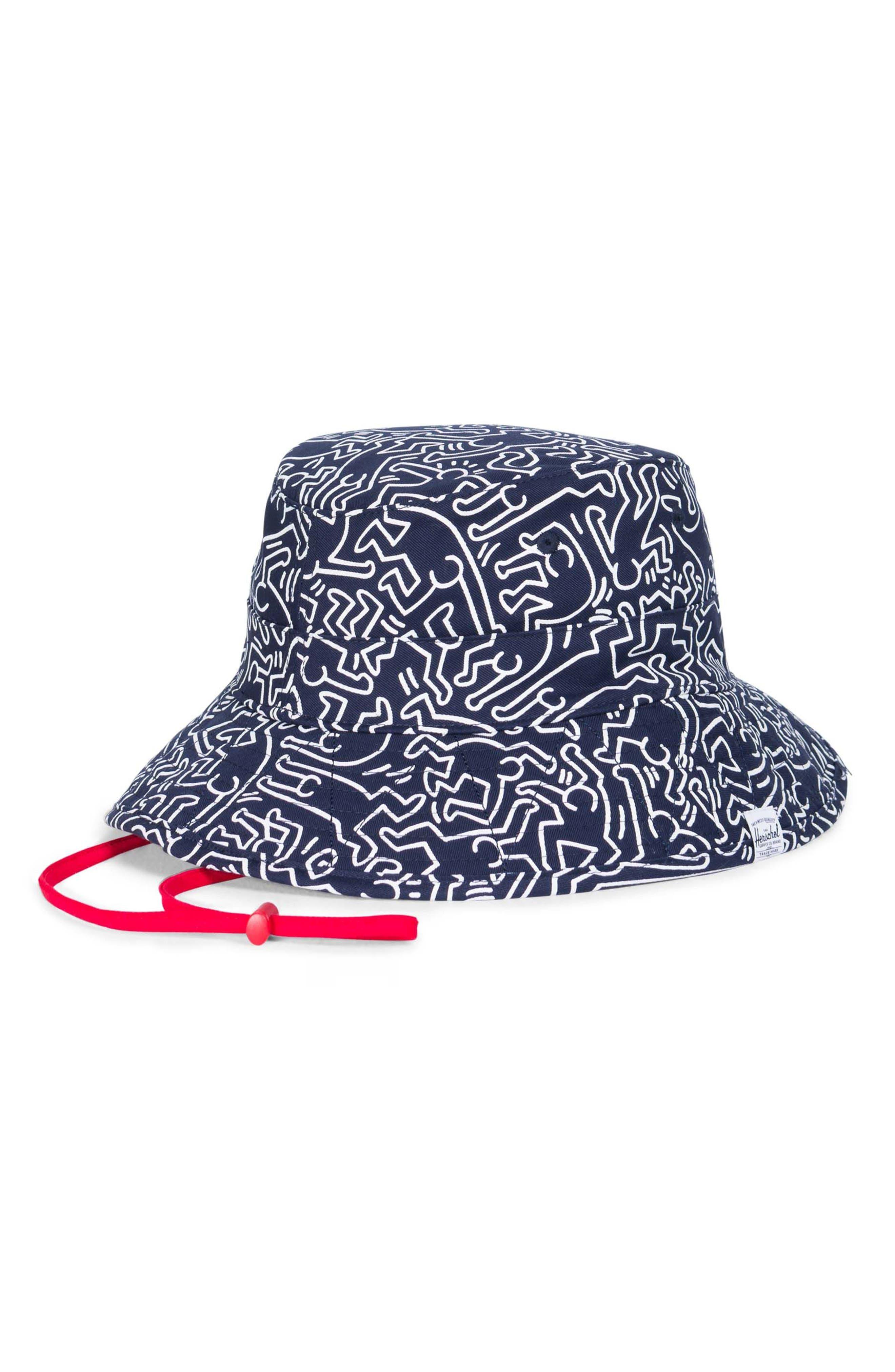 Herschel Supply Co. Creek x Keith Haring Bucket Hat