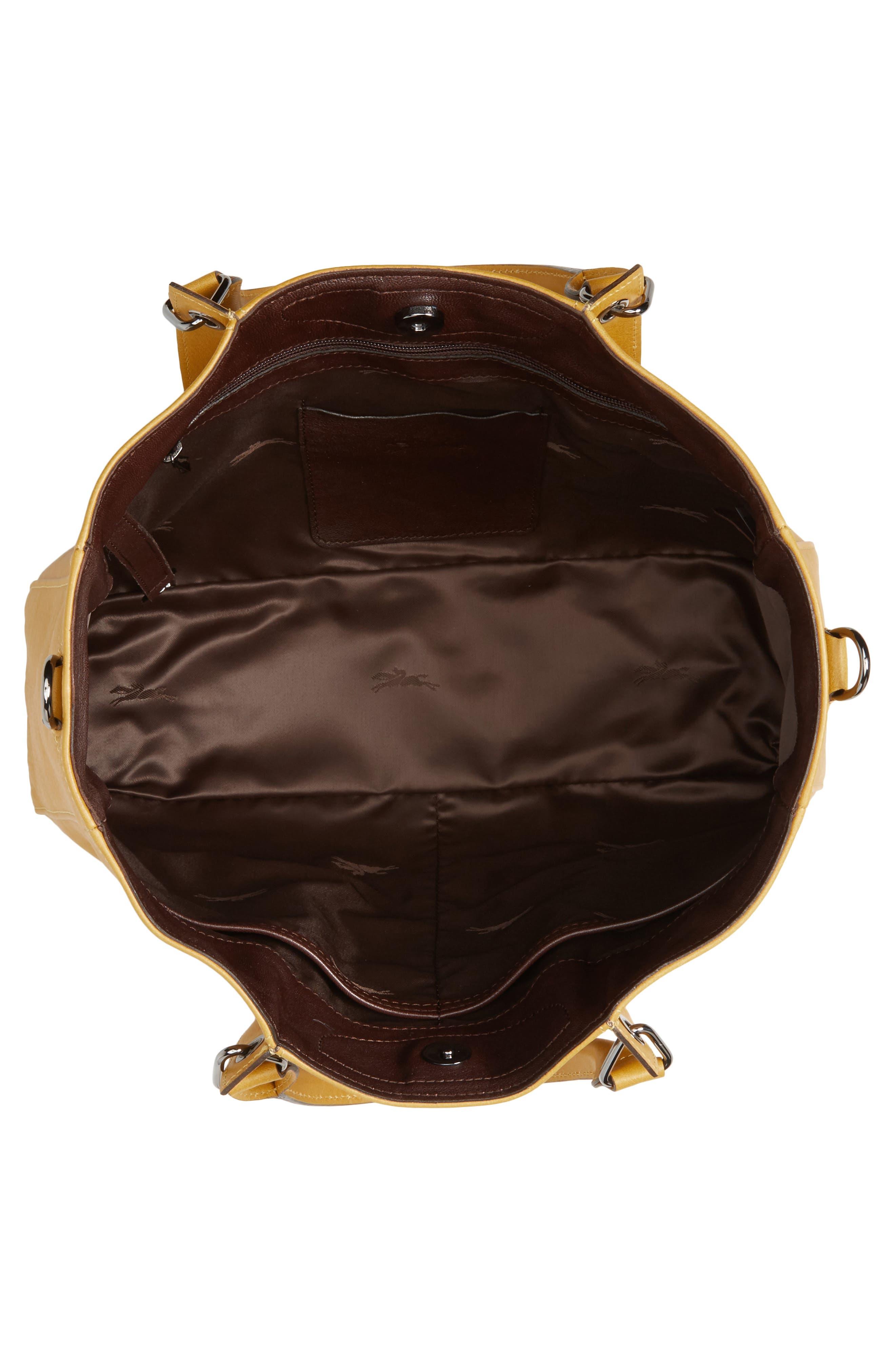 Alternate Image 3  - Longchamp 3D Leather Tote