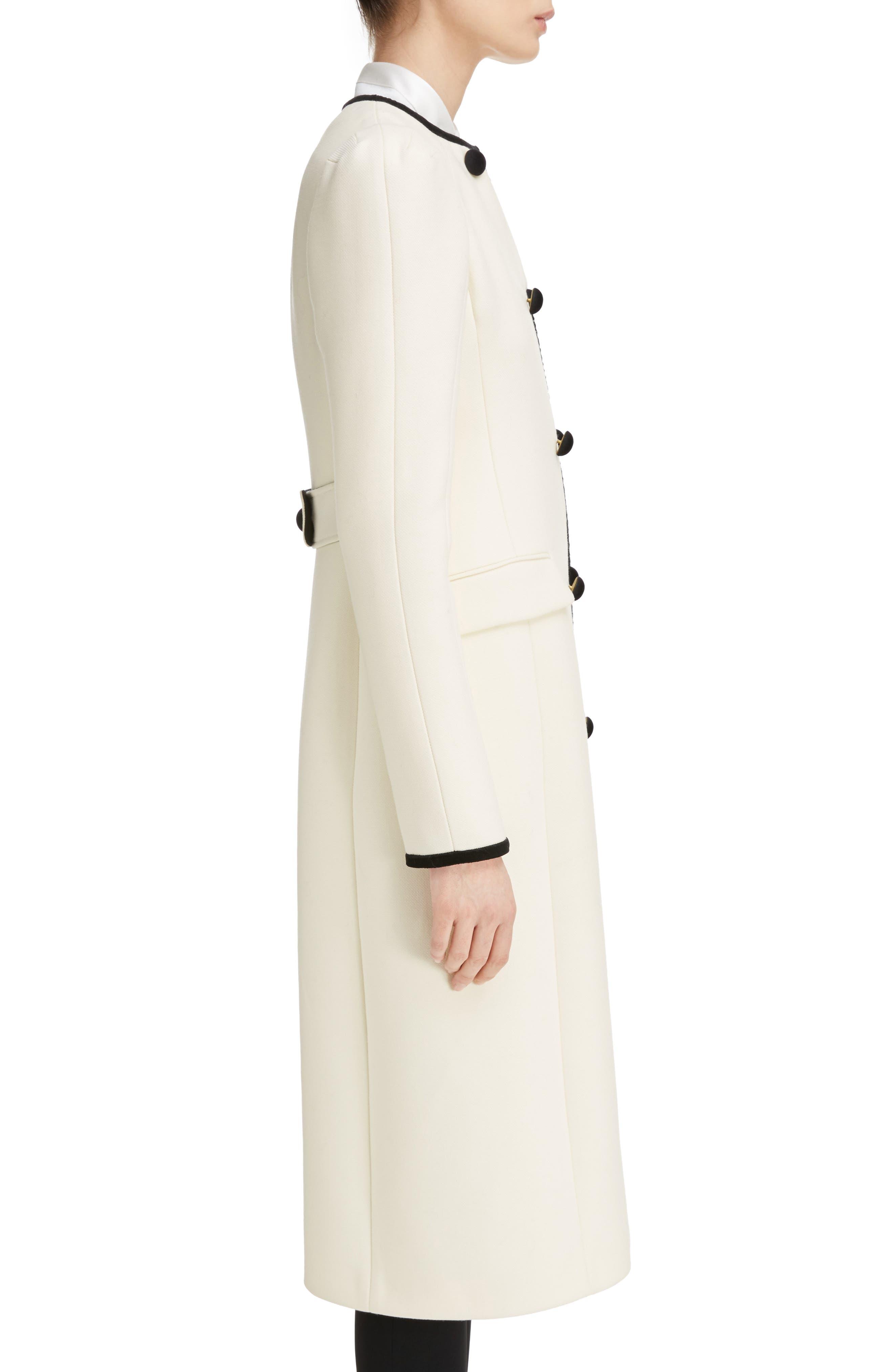 Alternate Image 3  - Altuzarra Bellasio Double Breasted Wool Coat