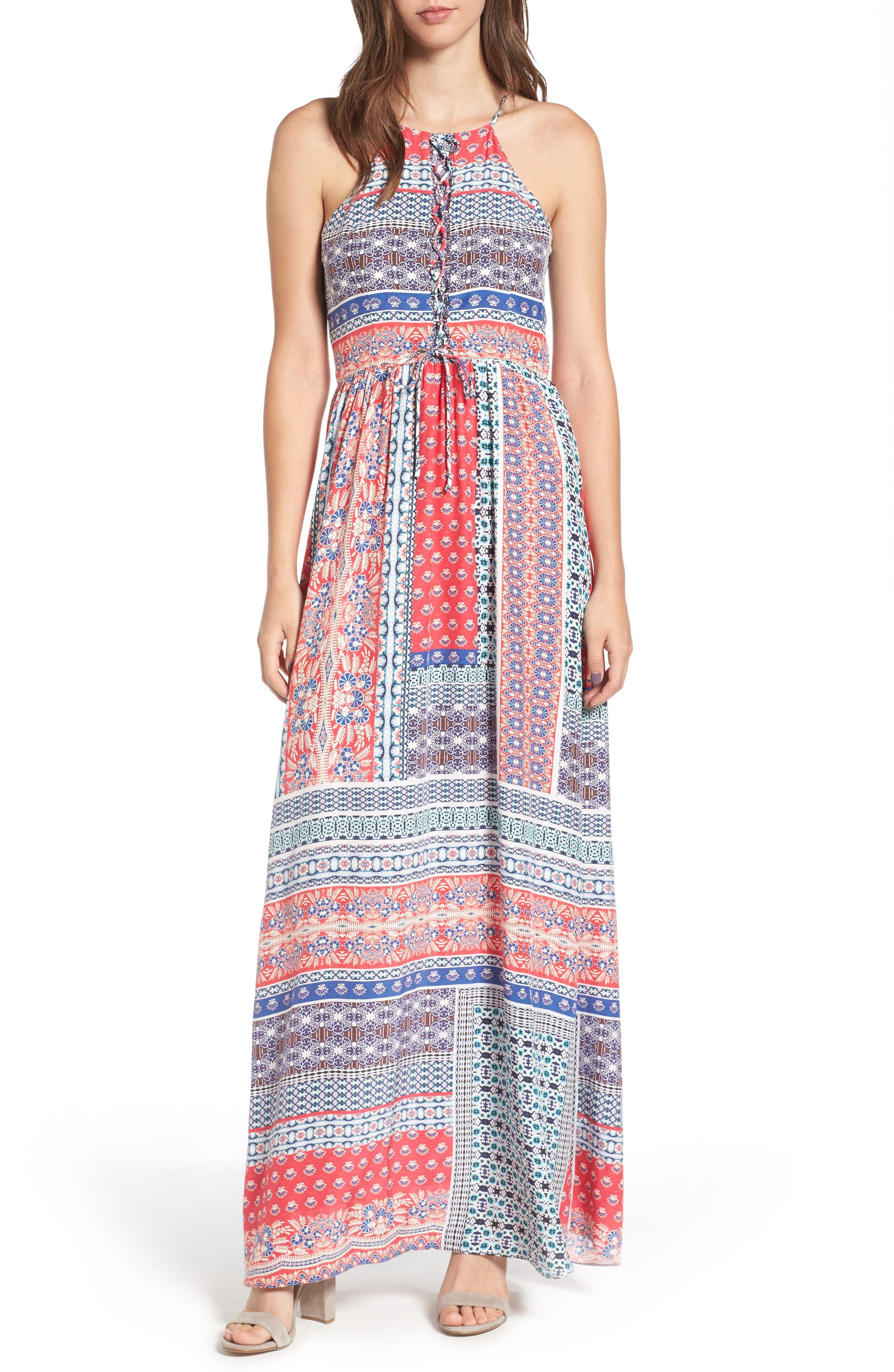 Parker Daxy Maxi Dress