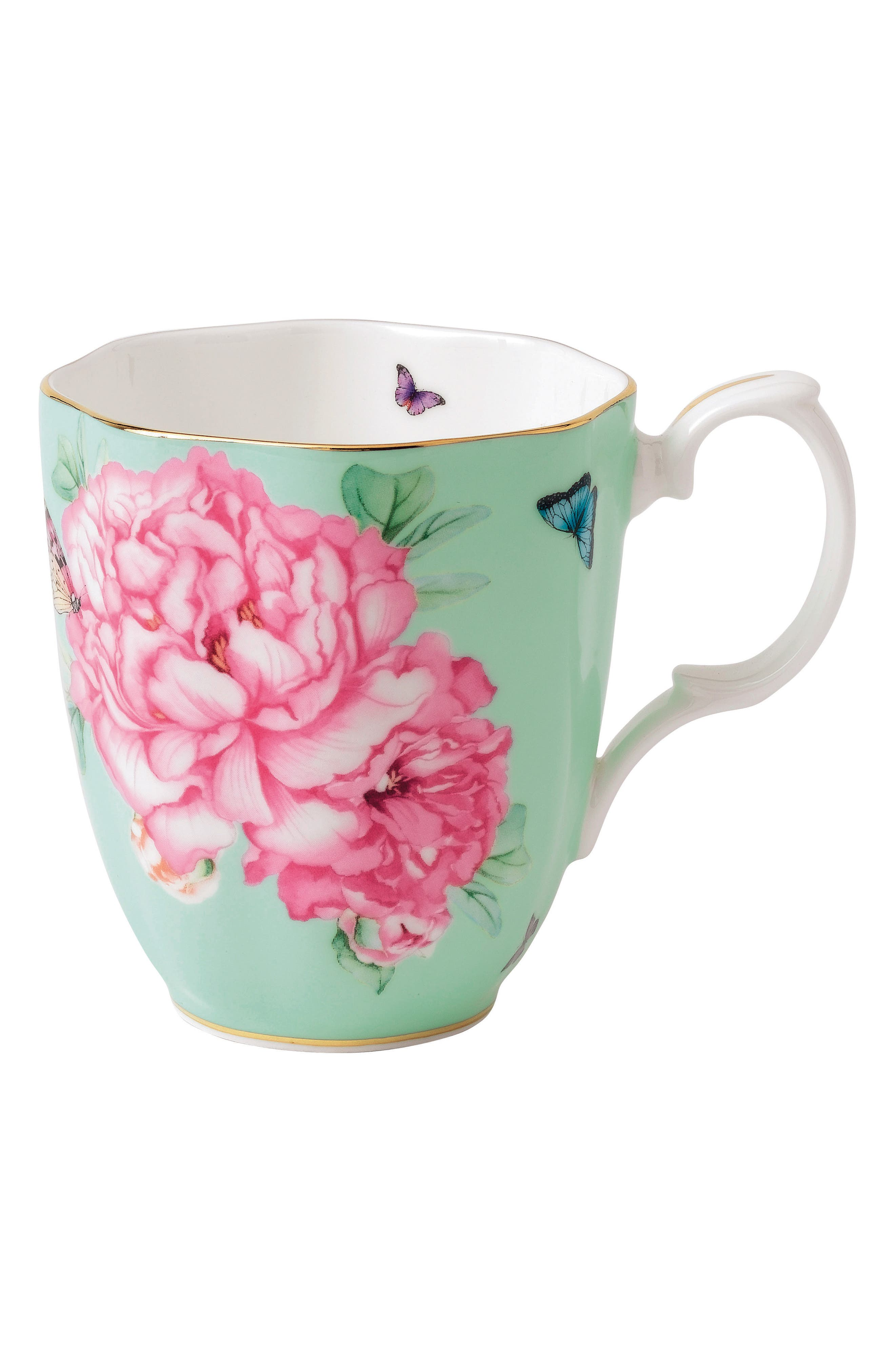Alternate Image 1 Selected - Miranda Kerr for Royal Albert Friendship Vintage Mug
