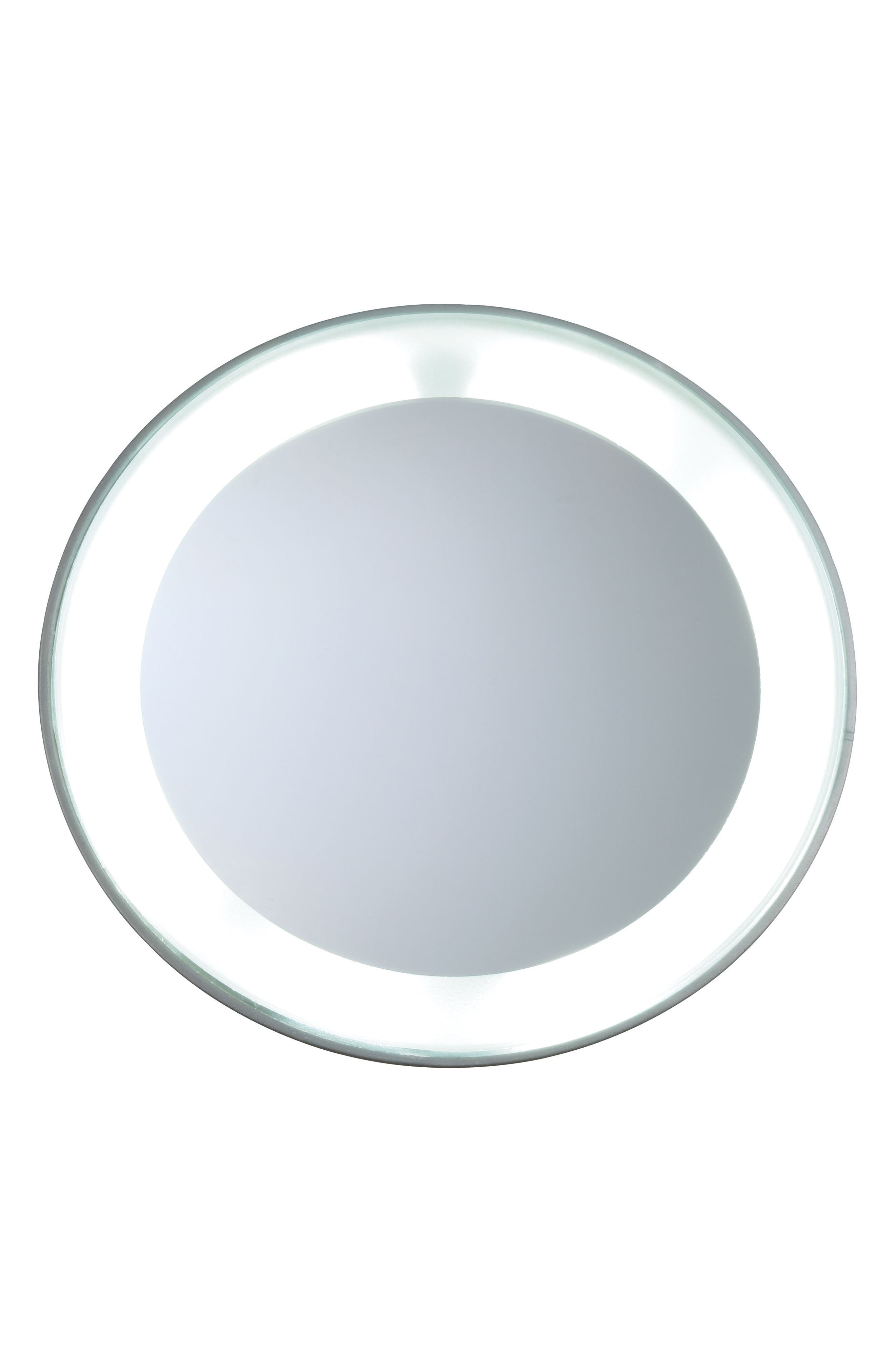 TWEEZERMAN Mini LED 15x Lighted Mirror