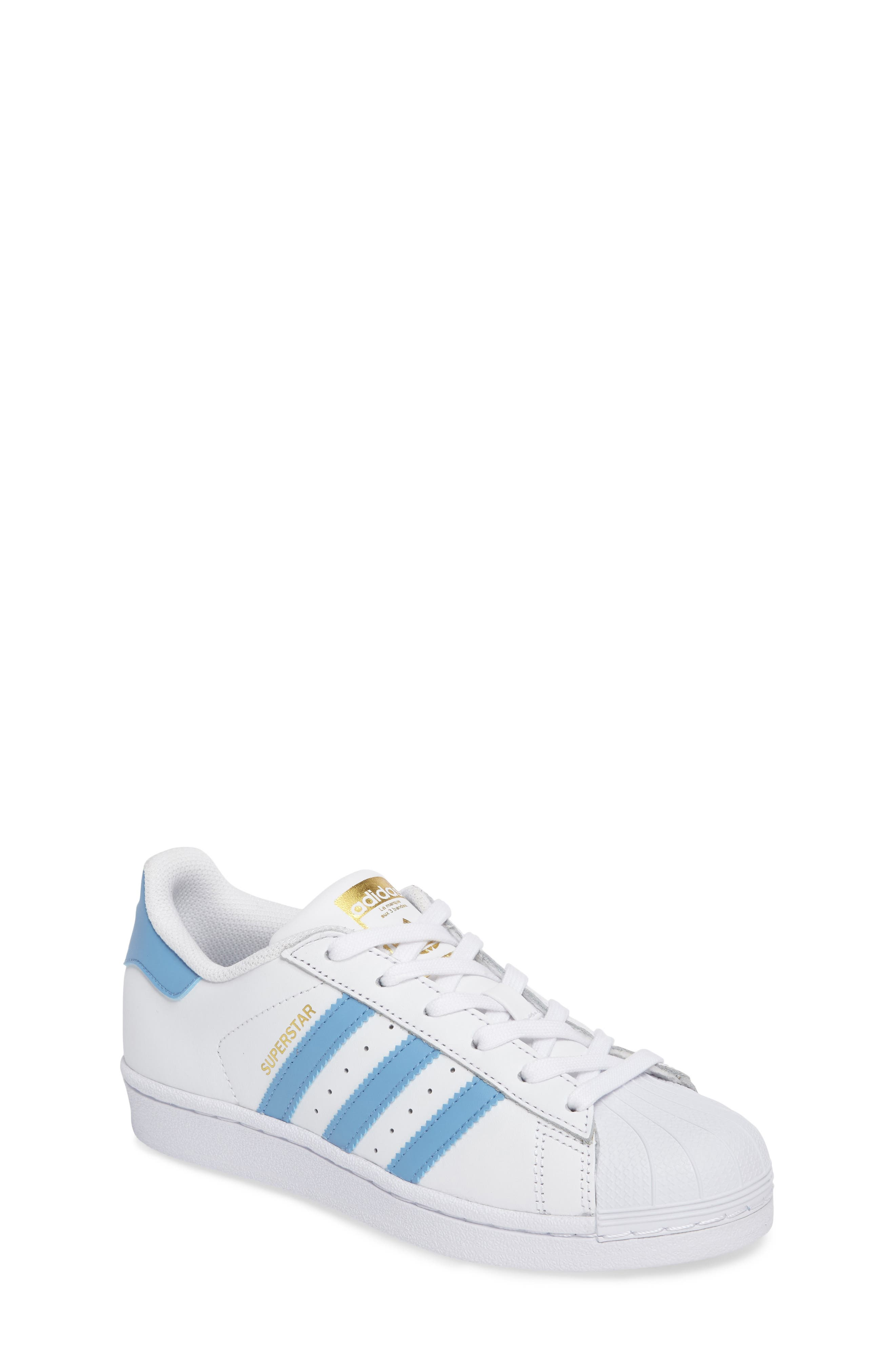 adidas Superstar Foundation Sneaker (Big Kid)