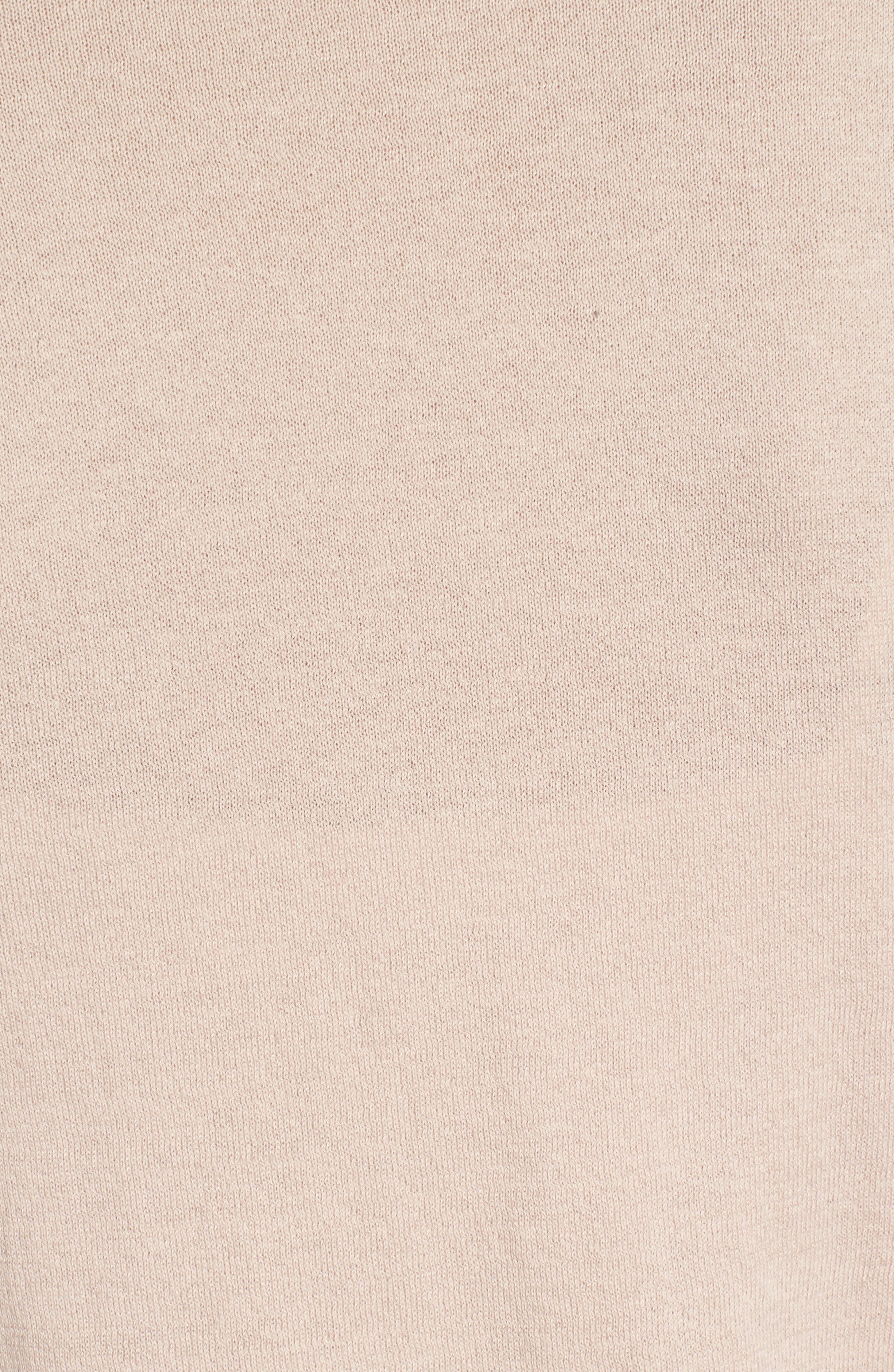 Alternate Image 4  - Hinge Ruffle Hem Cardigan