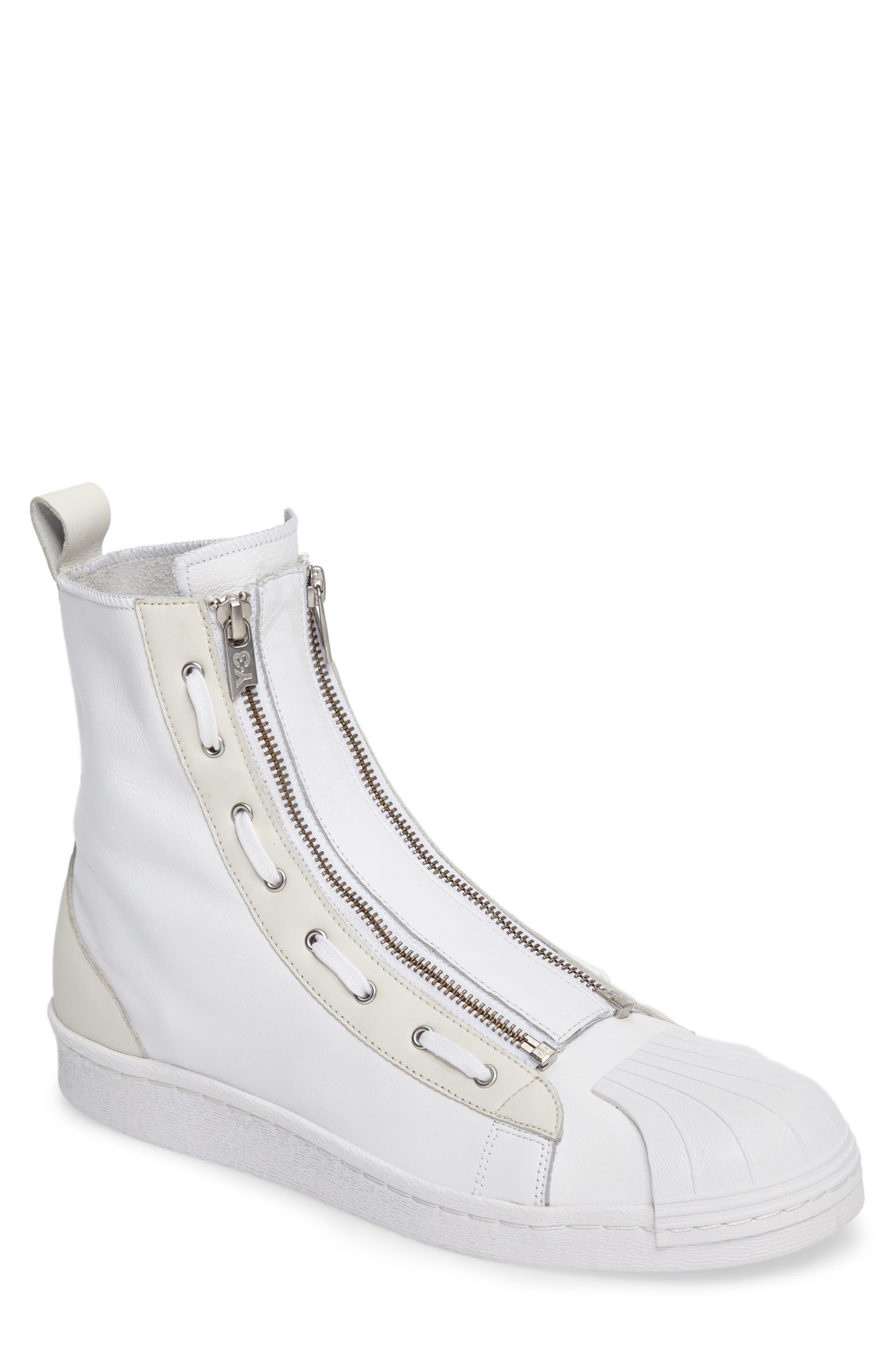 Alternate Image 1 Selected - Y-3 'Pro' High Top Sneaker (Men)