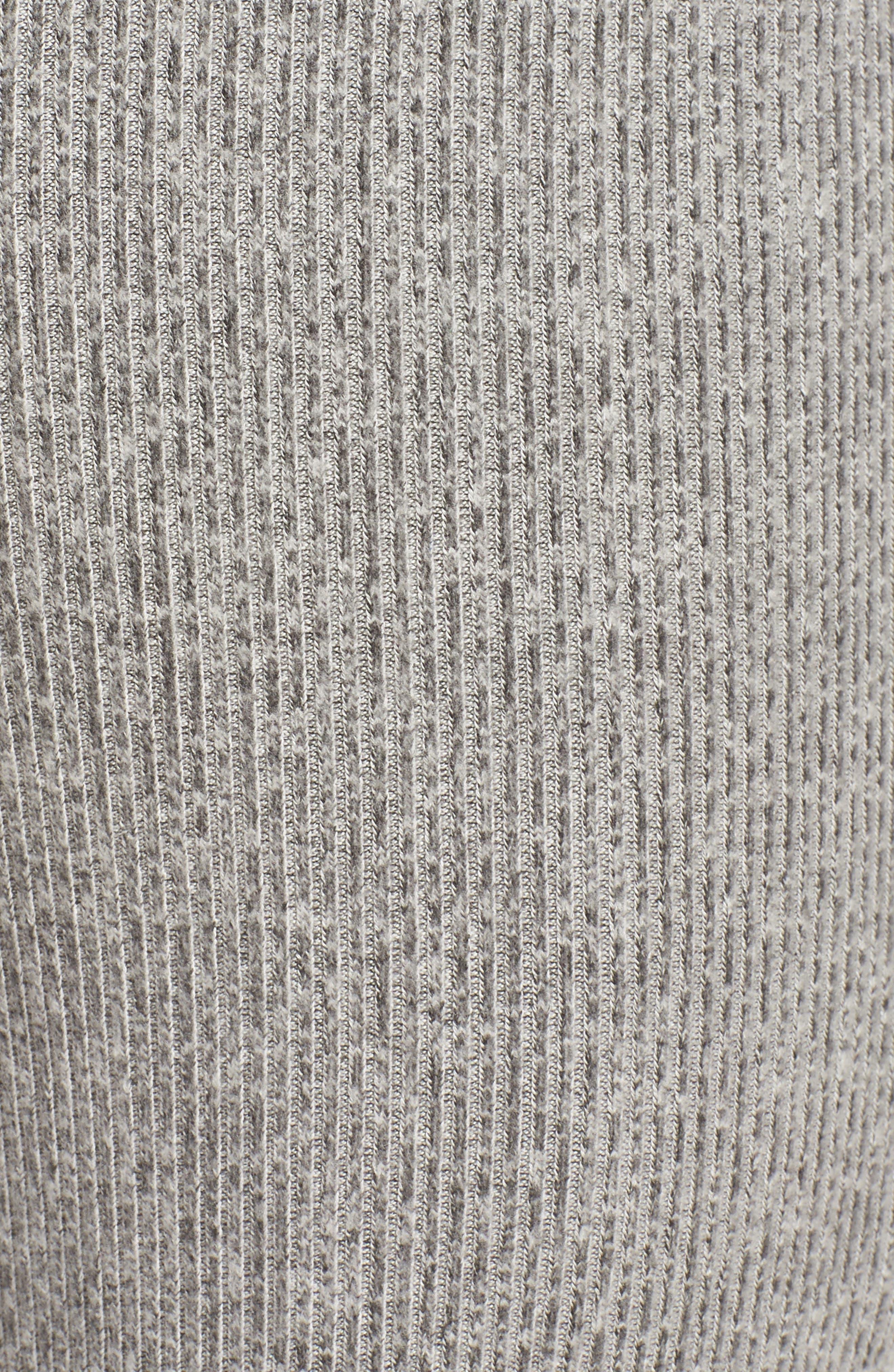 Knit Lounge Pants,                             Alternate thumbnail 7, color,                             Grey