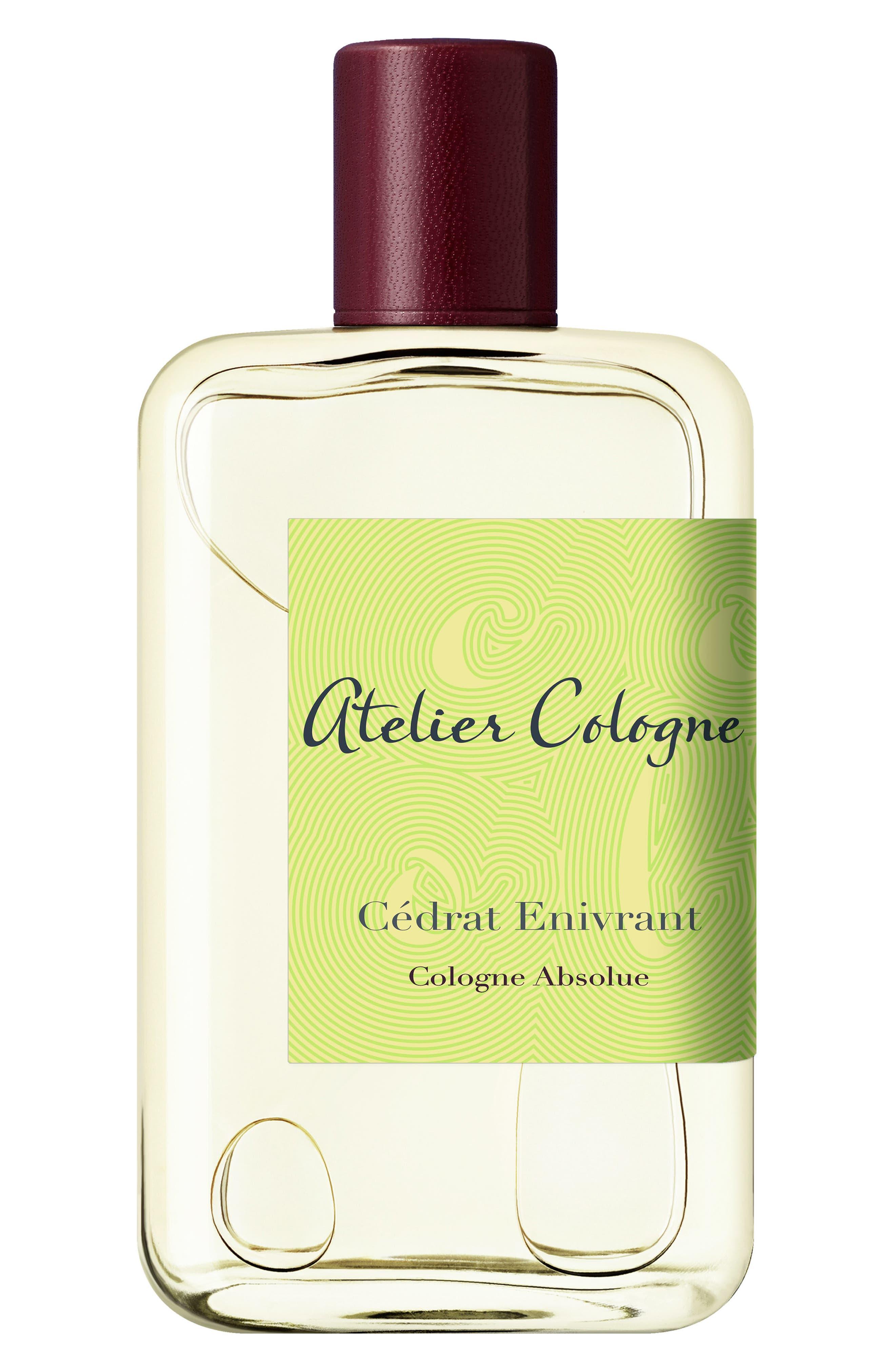 Cédrat Envirant Cologne Absolue,                             Main thumbnail 1, color,                             No Color