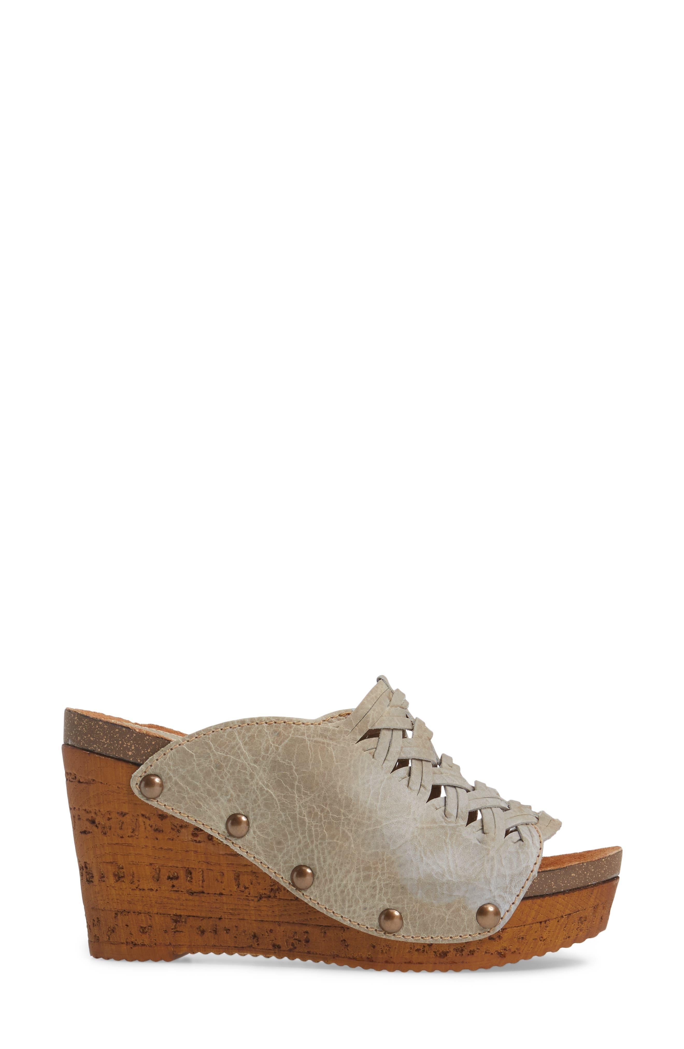 Alternate Image 4  - Sbicca Genesis Platform Wedge Sandal (Women)