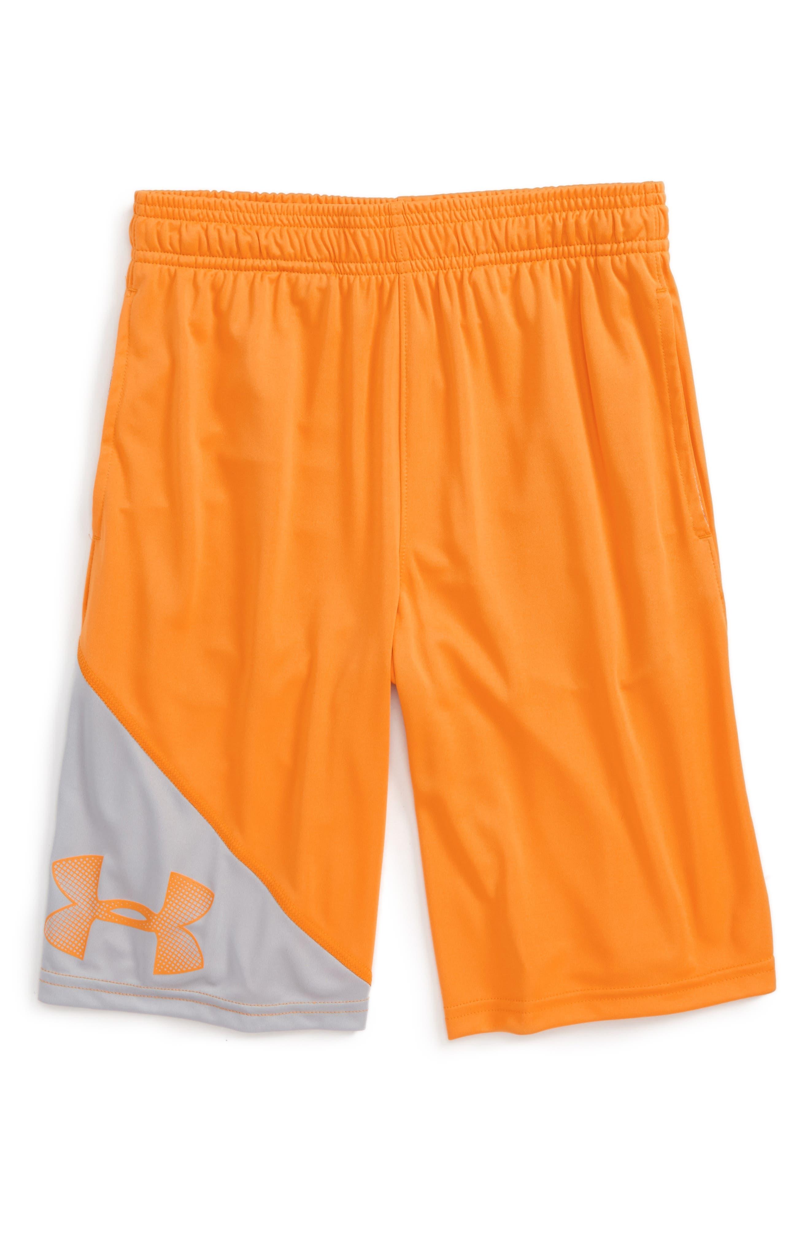 Under Armour 'Tech™' Athletic Shorts (Little Boys & Big Boys)