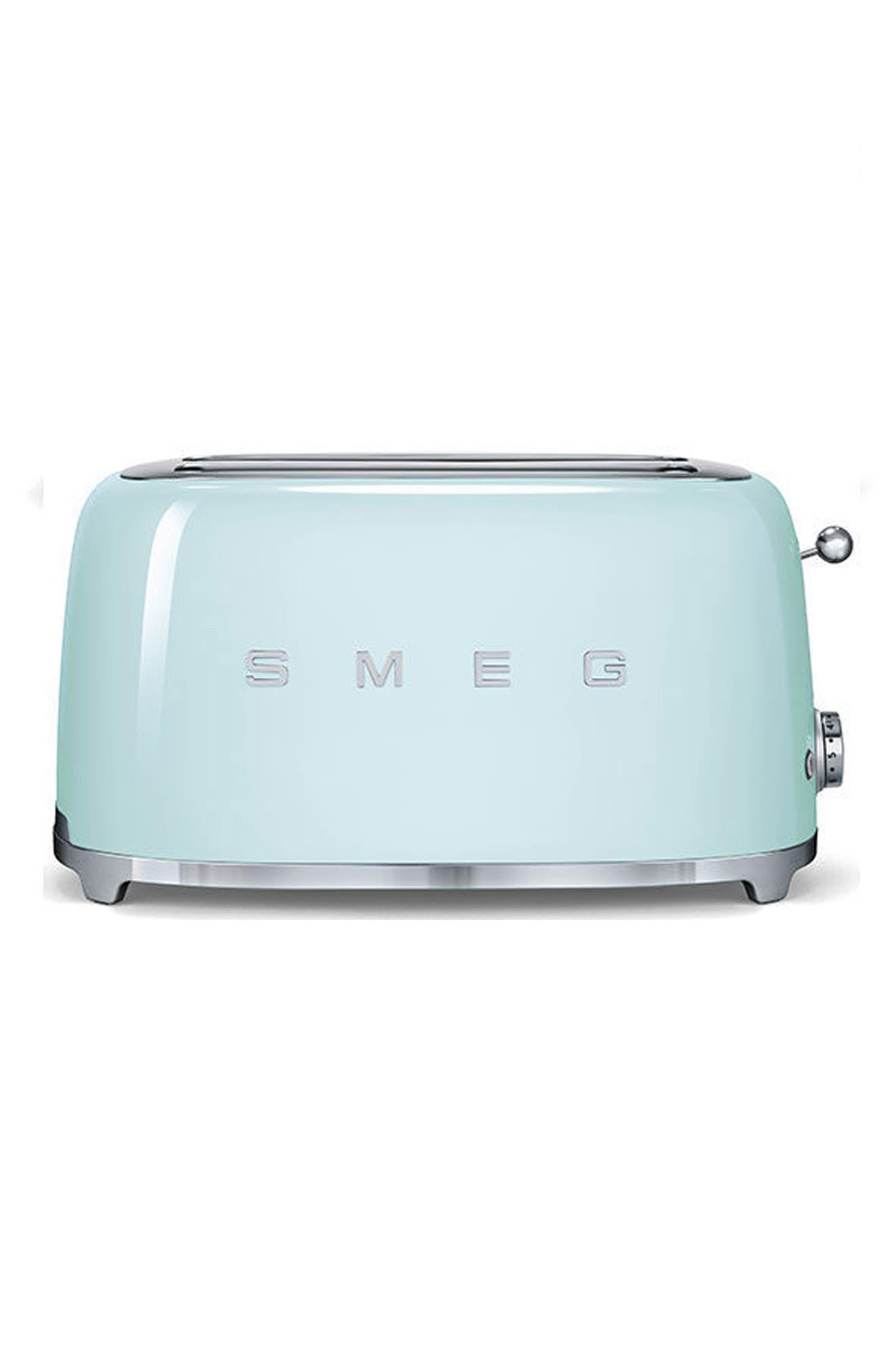 Alternate Image 1 Selected - smeg 50s Retro Style Four-Slice Toaster