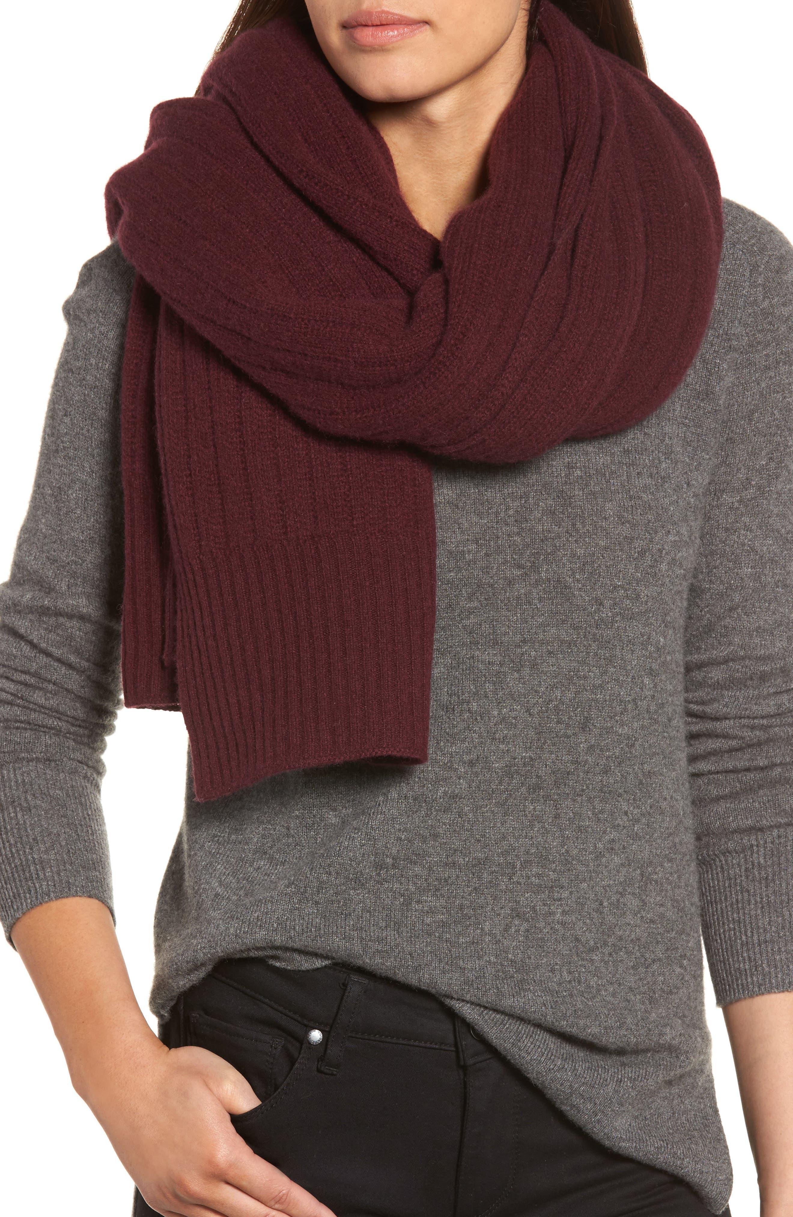 Alternate Image 4  - Halogen® Cashmere Wrap