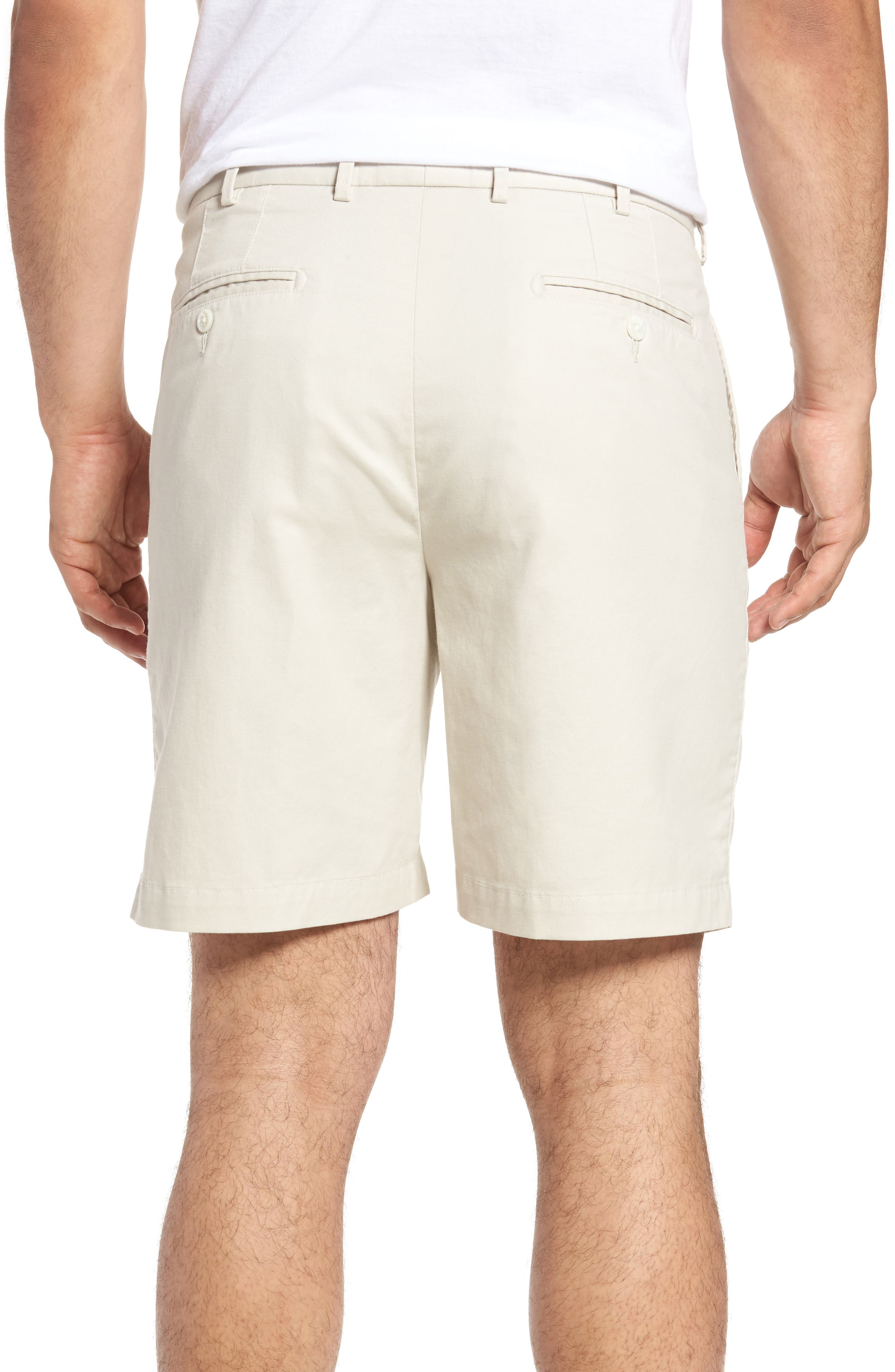 Alternate Image 2  - Peter Millar Soft Touch Twill Shorts (Tall)