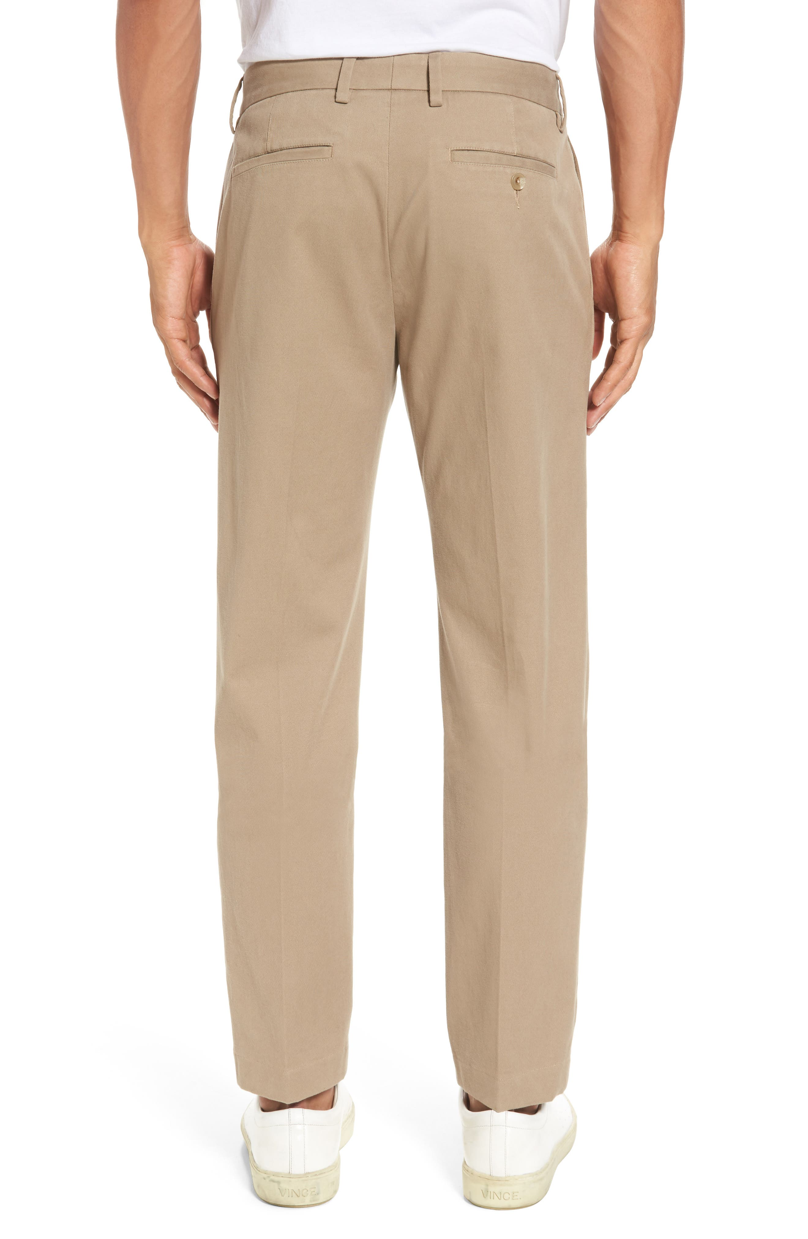 Slim Chinos,                             Alternate thumbnail 2, color,                             Khaki