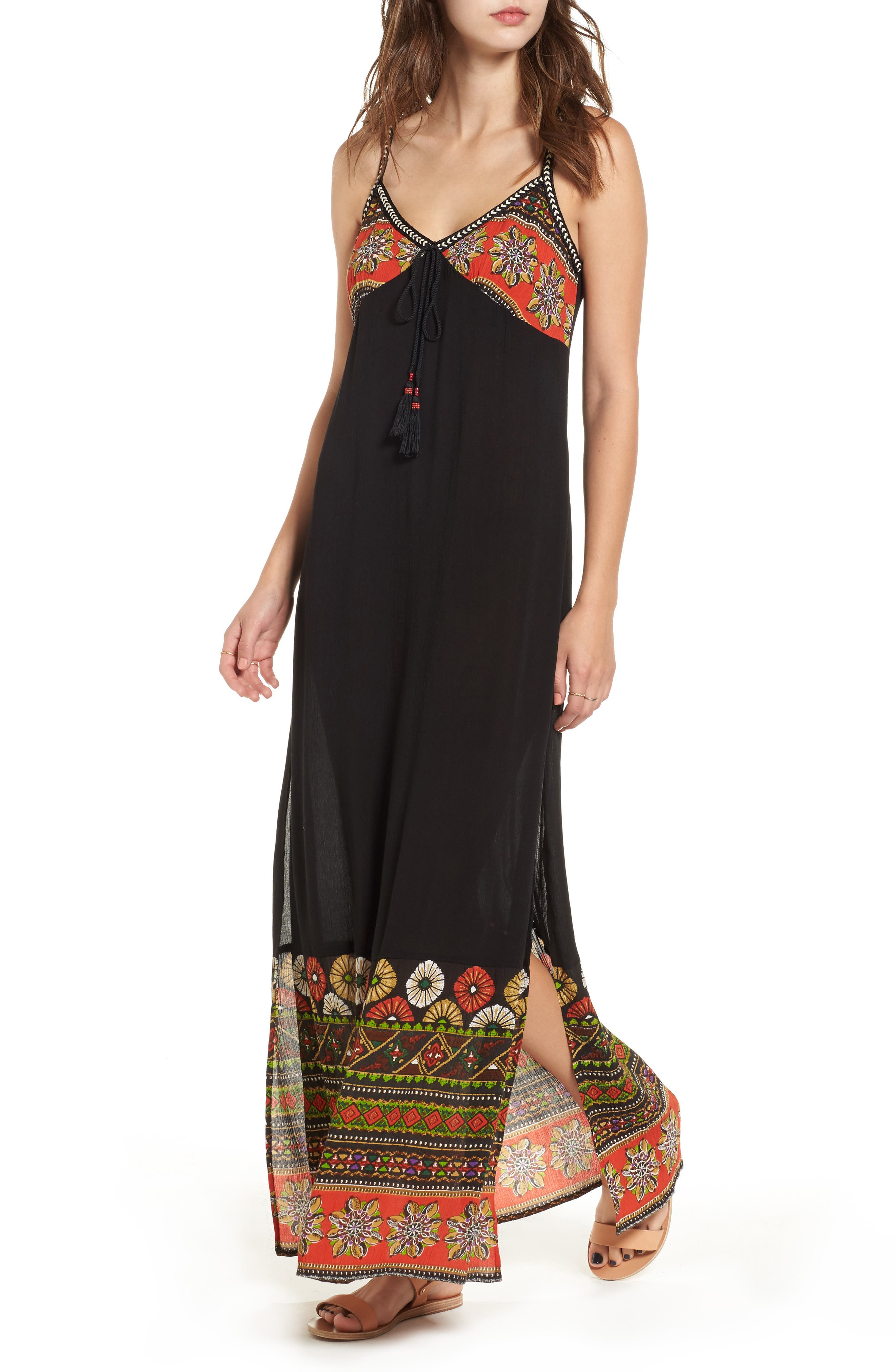 Band of Gypsies Cabo Maxi Dress