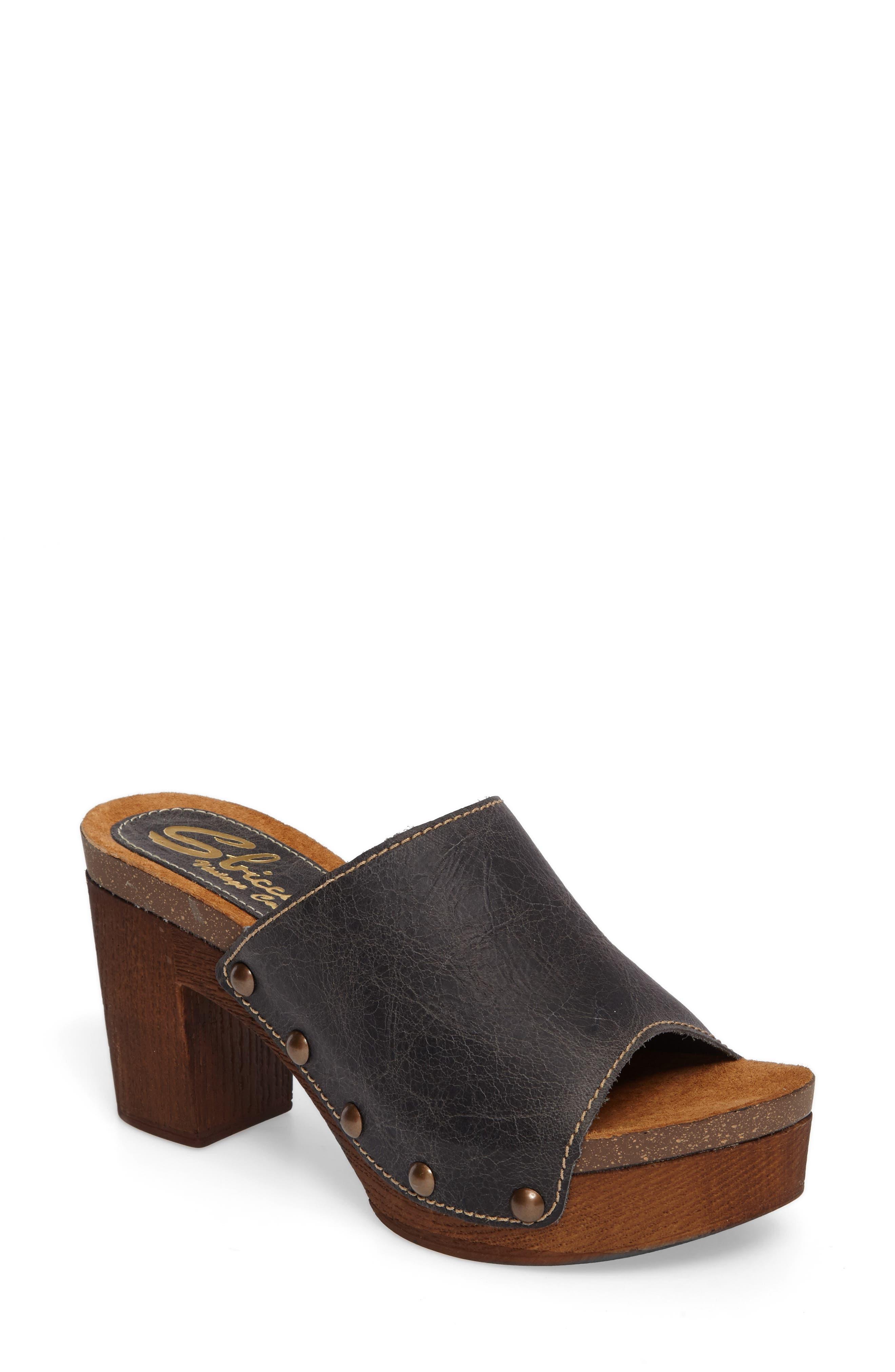 SBICCA Zuri Platform Sandal