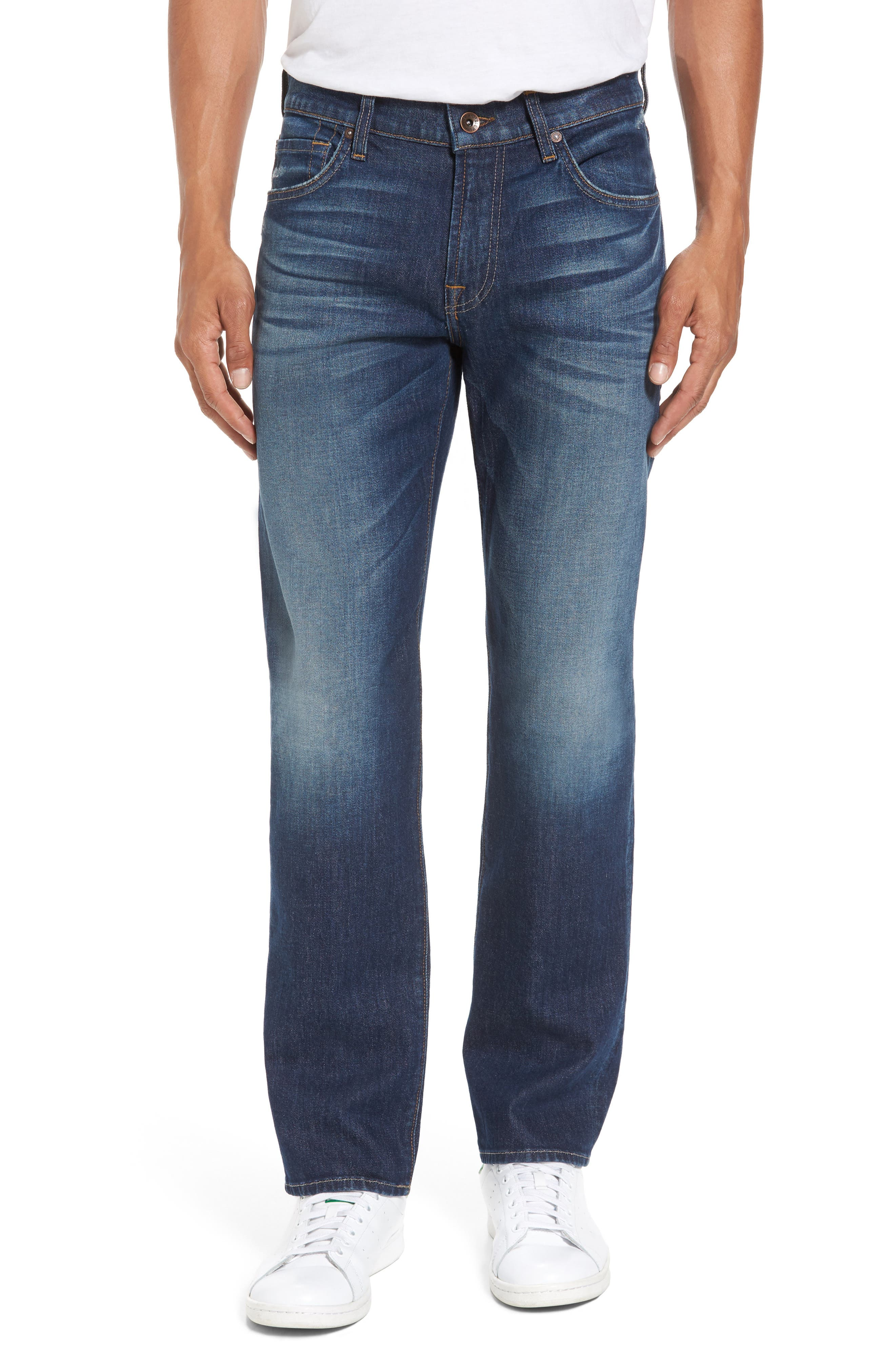 Main Image - 7 For All Mankind® Slimmy Slim Fit Jeans (Venture)