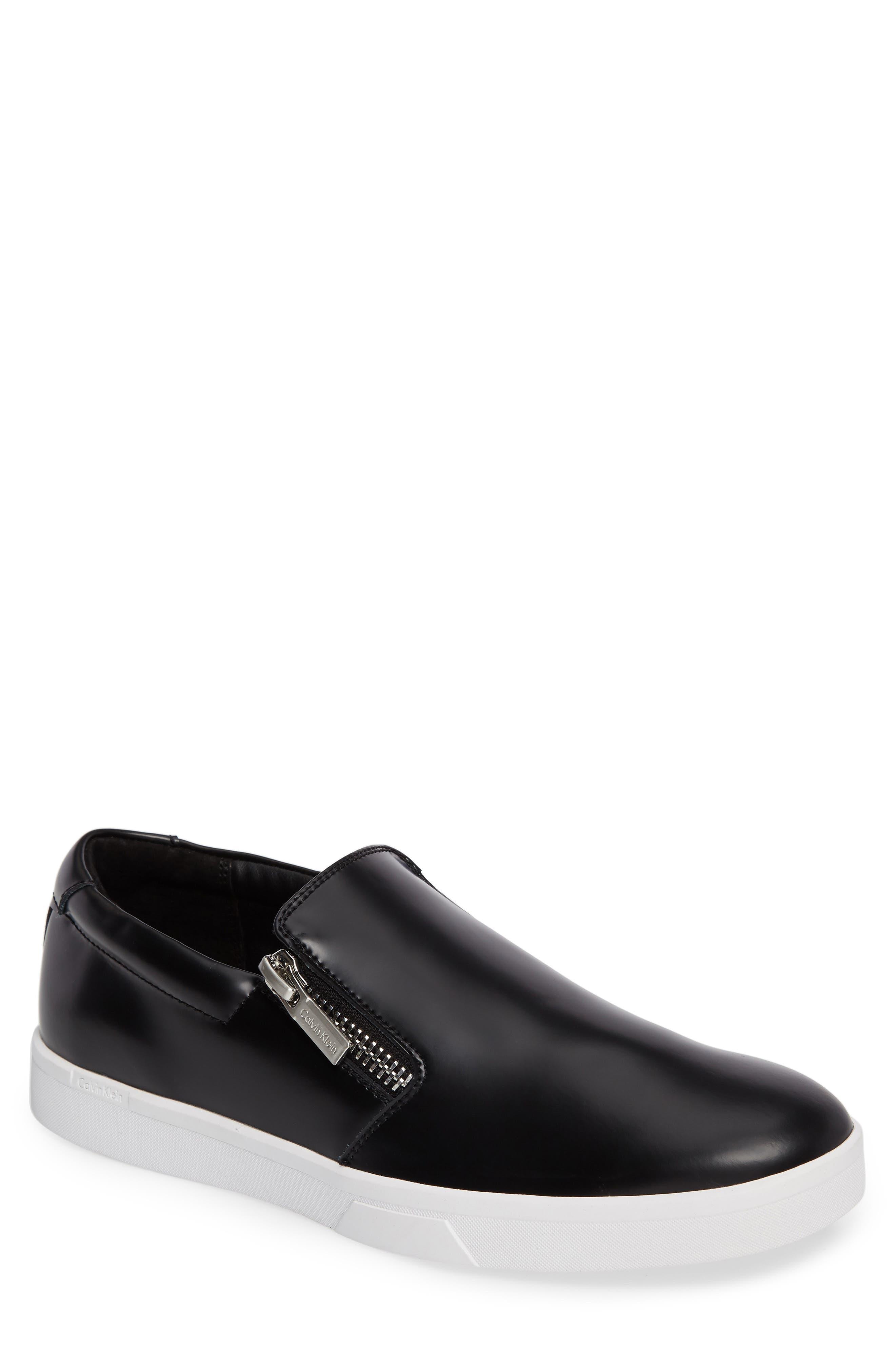 CALVIN KLEIN Ibiza Slip-On Zip Sneaker