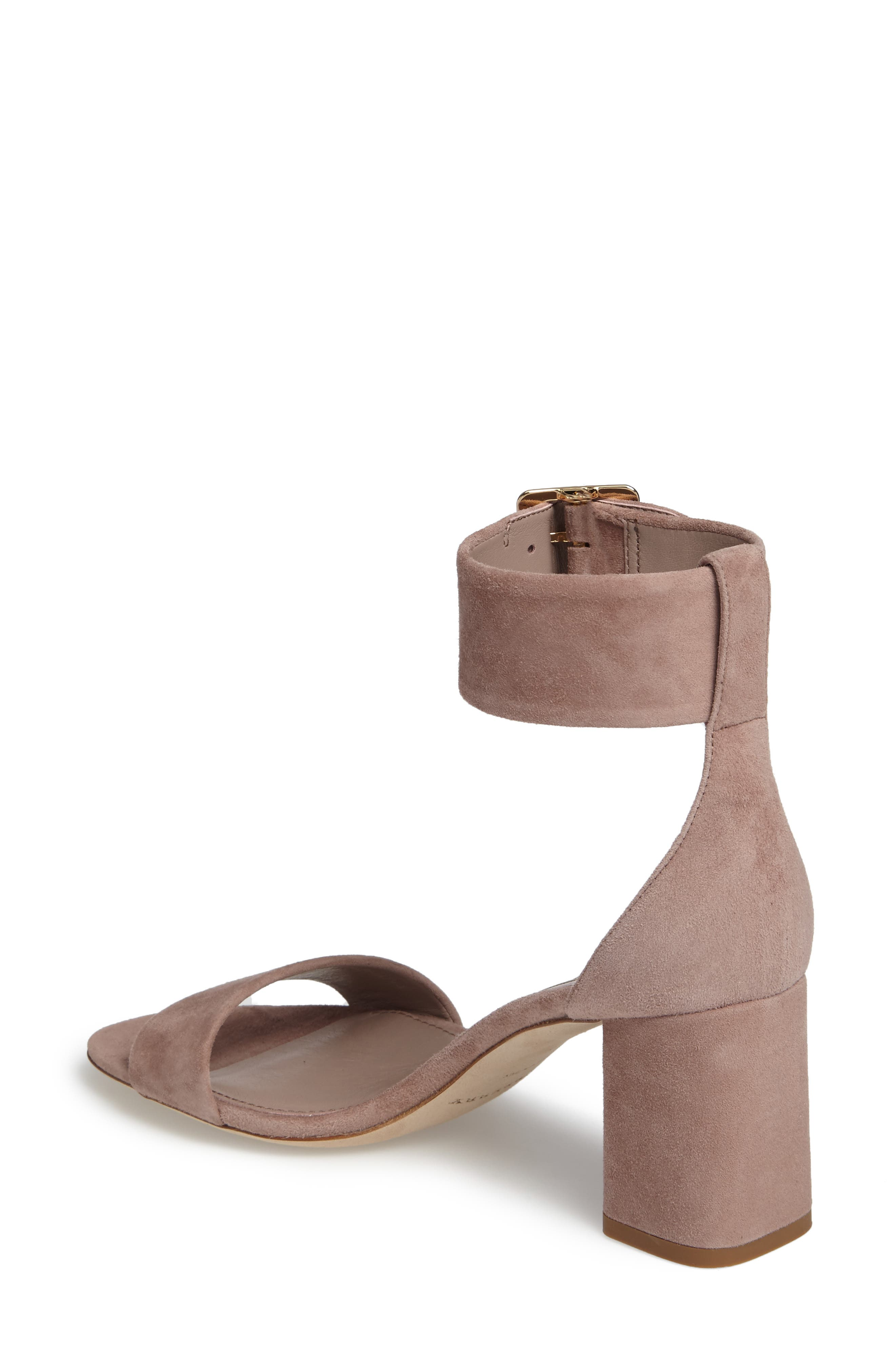 Alternate Image 2  - Burberry Trench Buckle Sandal (Women)