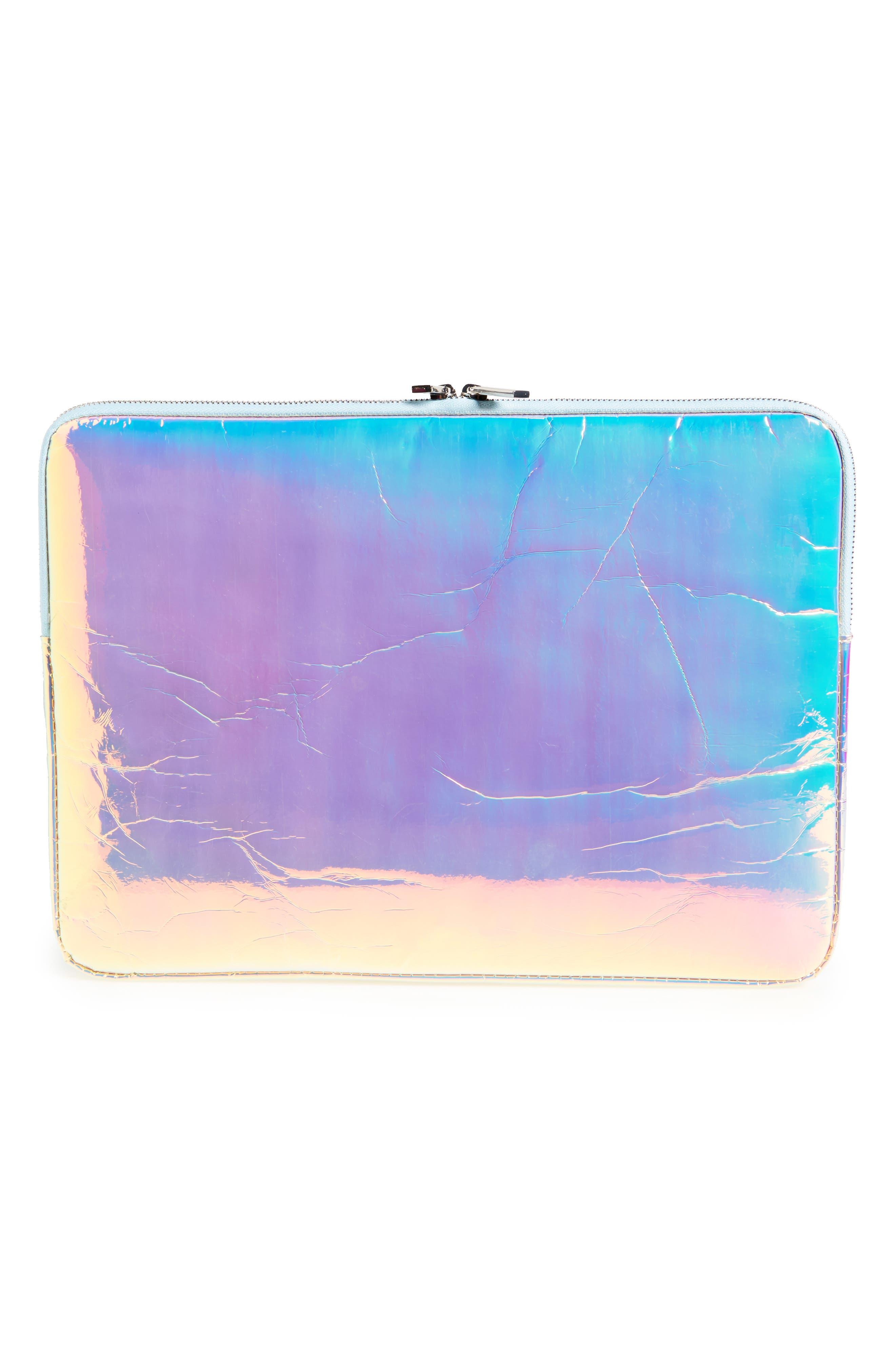 Alternate Image 1 Selected - Skinnydip Ocean 15-Inch Laptop Sleeve