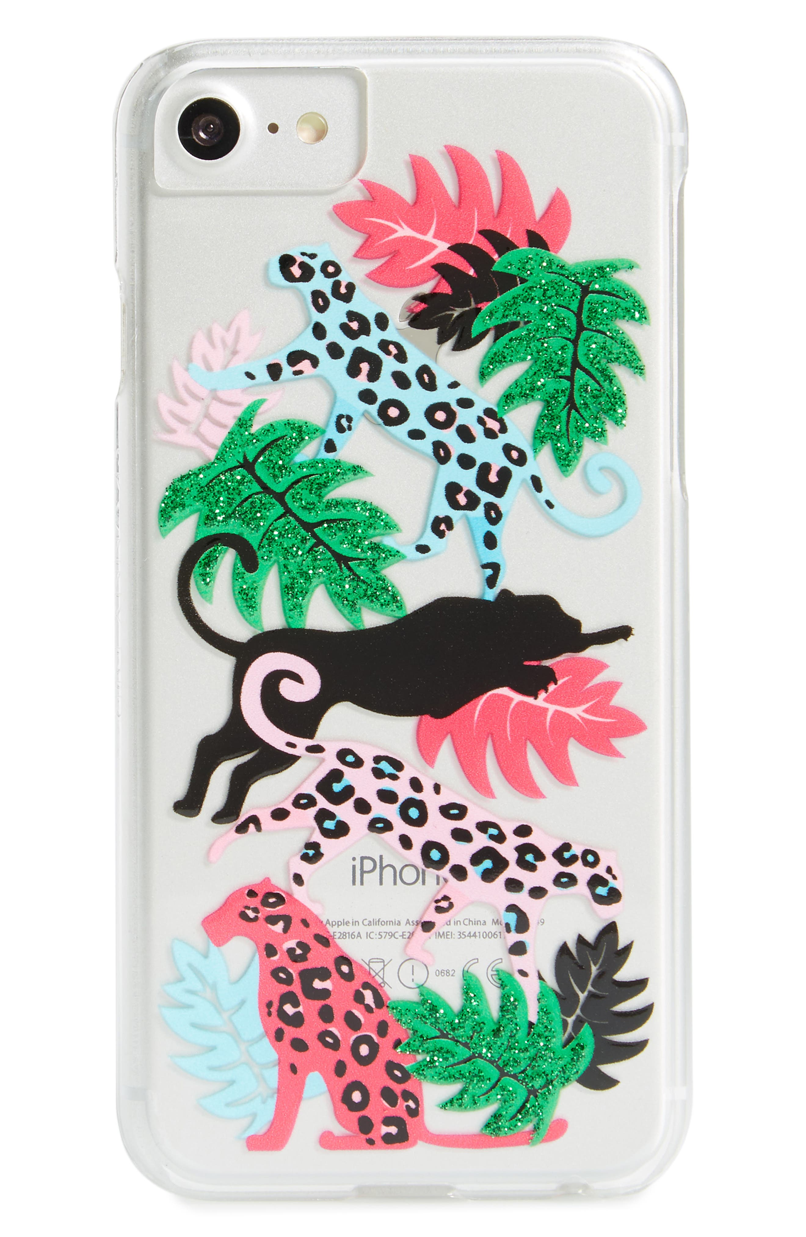 Skinnydip Carmen iPhone 6/7 Case