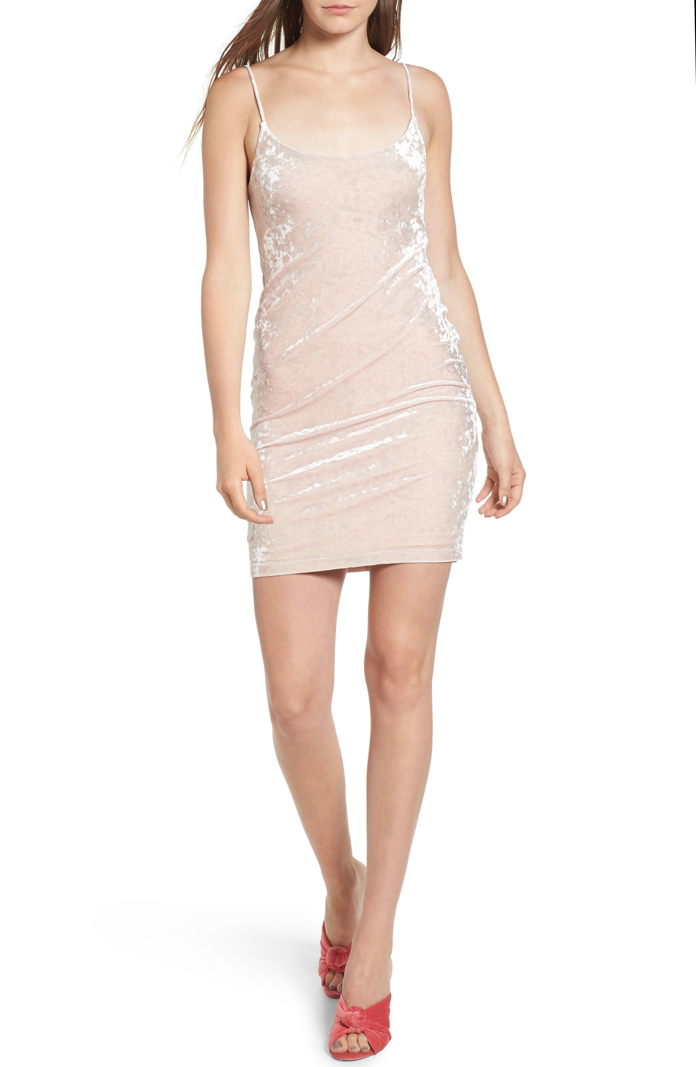 Main Image - AFRM Brooklyn Body-Con Dress