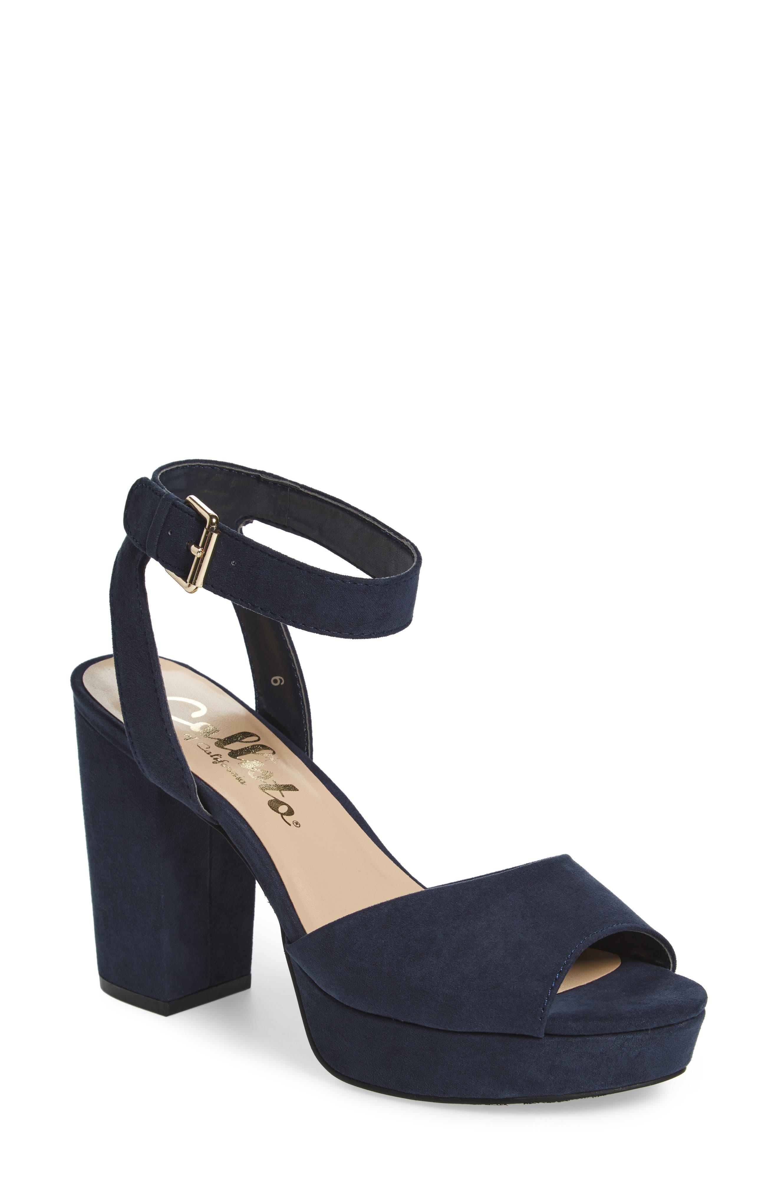 Callisto Jerzy Platform Sandal (Women)
