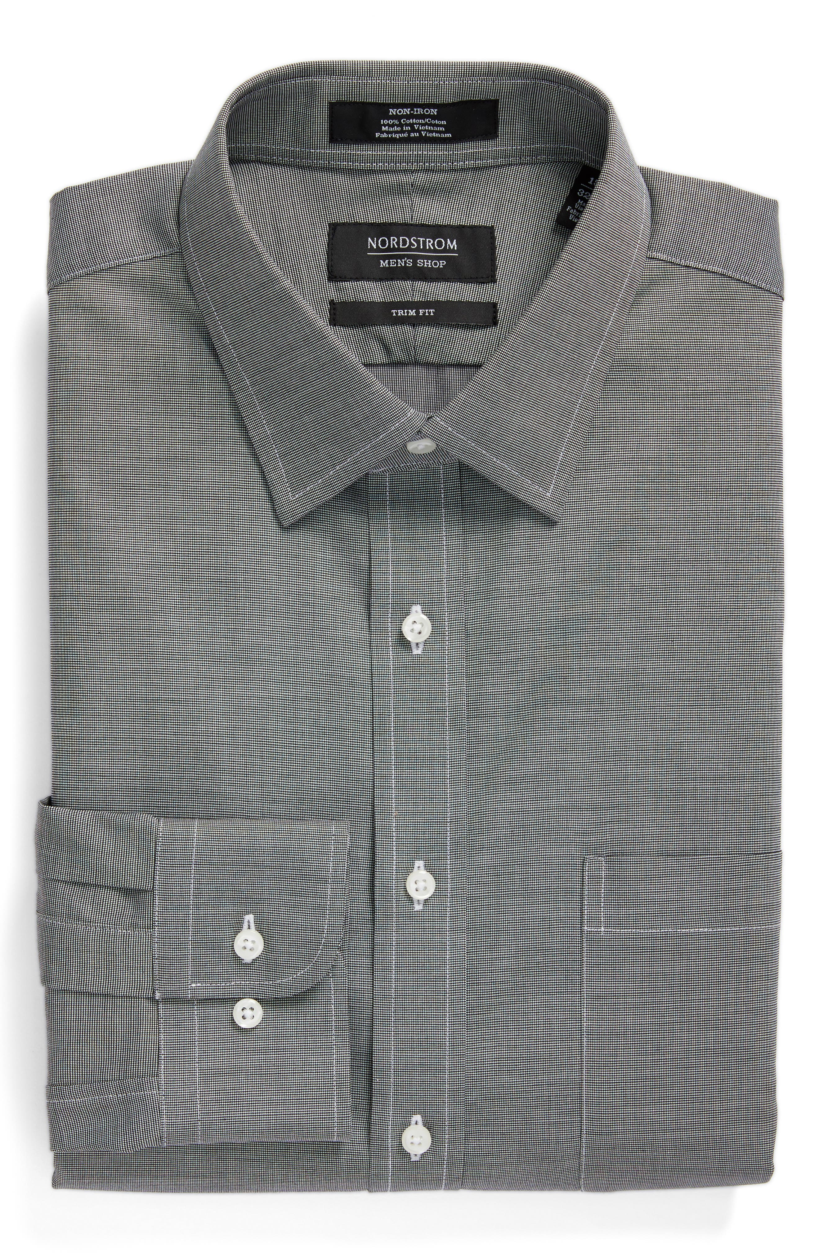 Non-Iron Dress Shirts for Men | Nordstrom