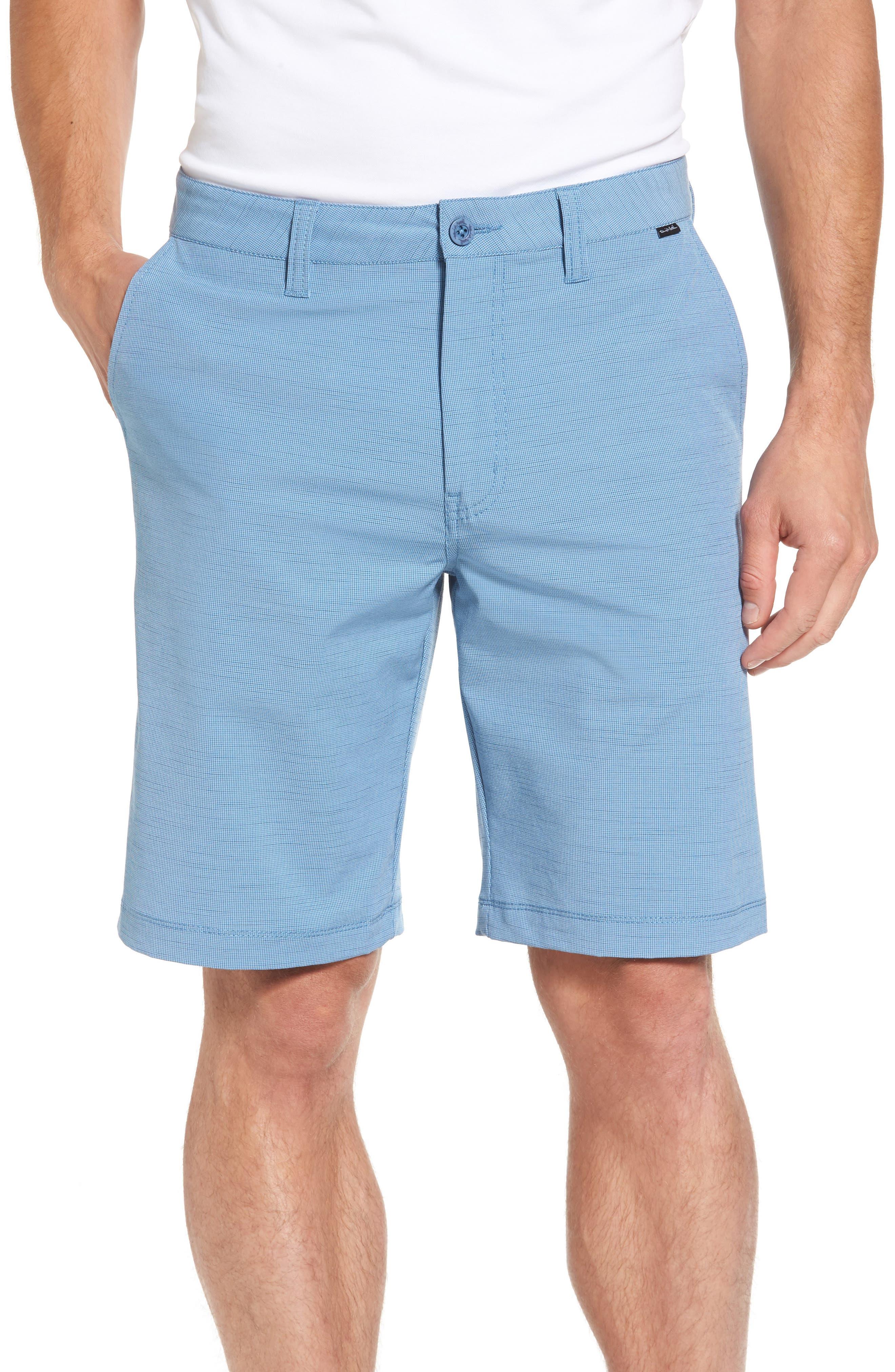 Fisher Shorts,                         Main,                         color, Dusk Blue