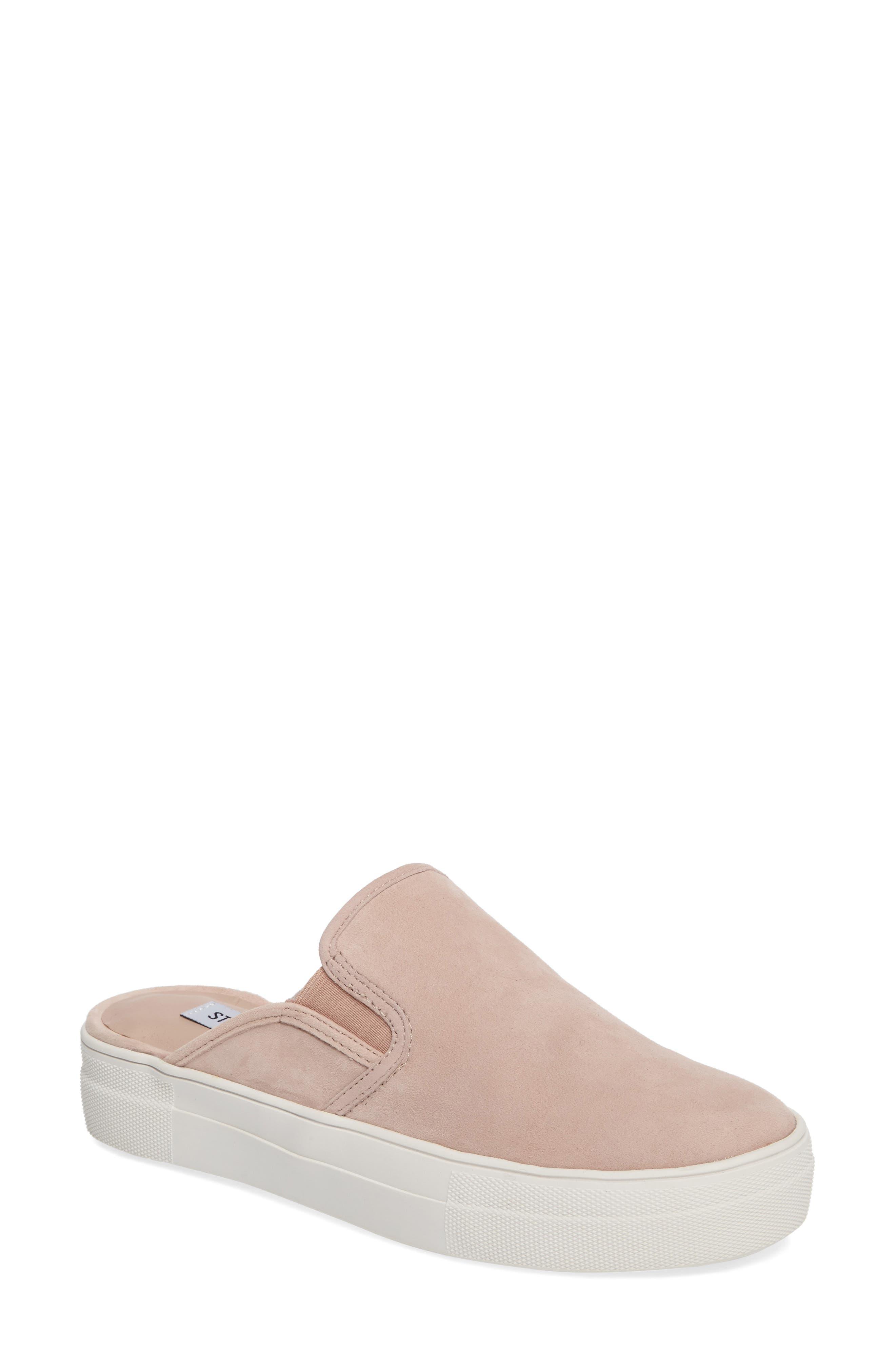 Glenda Sneaker Mule,                         Main,                         color, Light Pink
