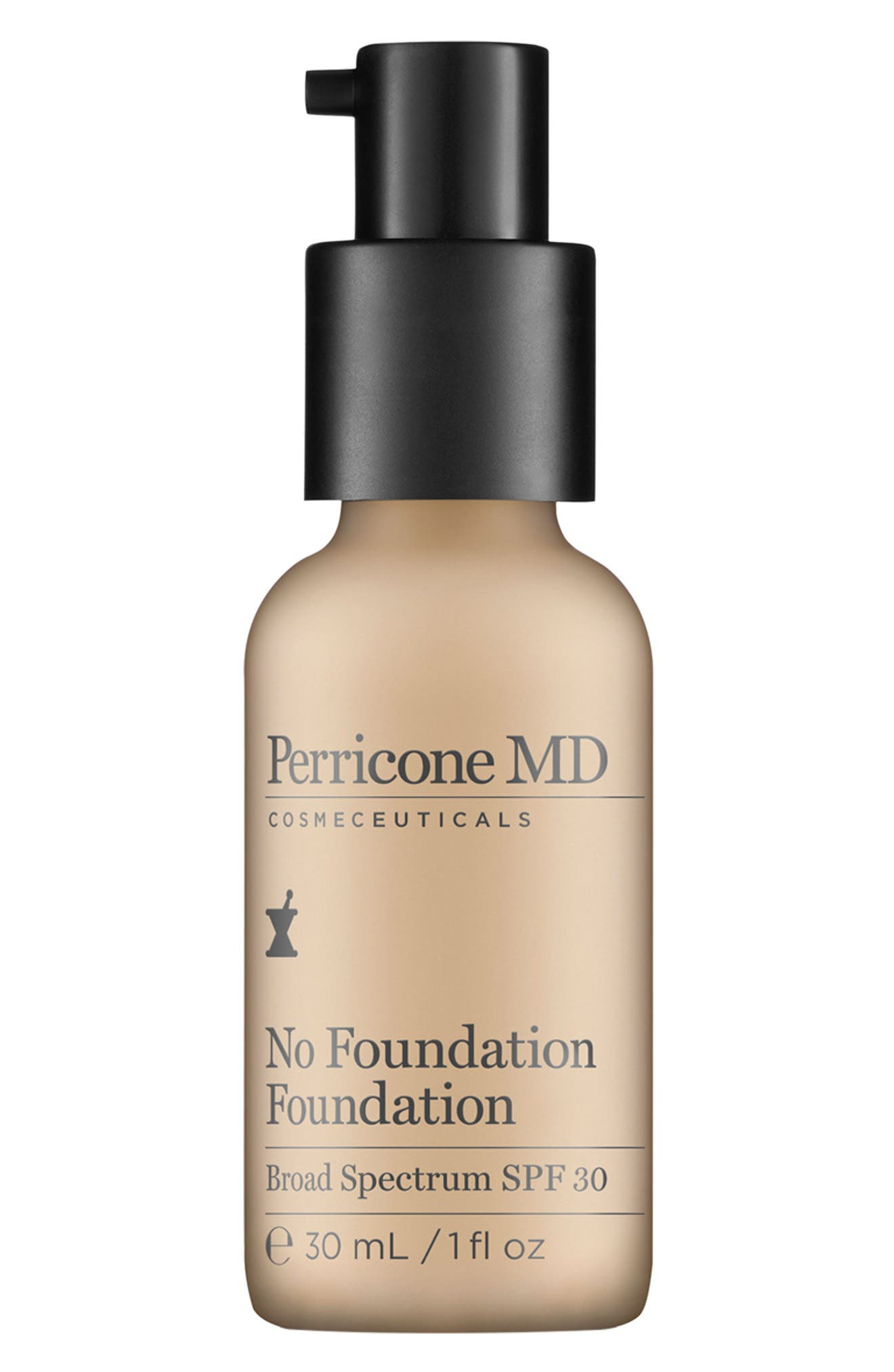 No Foundation Foundation Broad Spectrum SPF 30,                         Main,                         color, No 1 Fair To Light