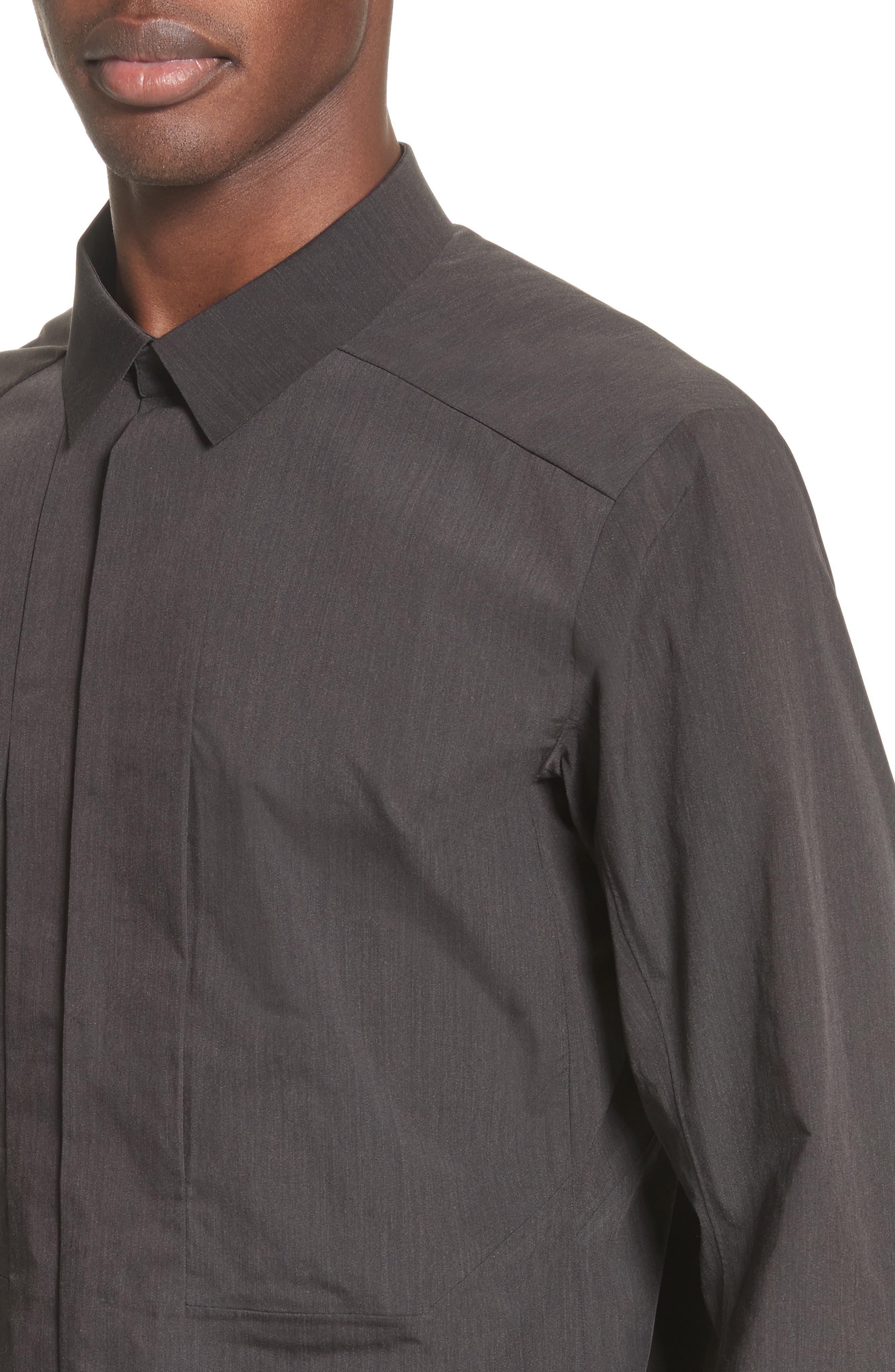 Alternate Image 5  - Arc'teryx Veilance Operand Utility Shirt