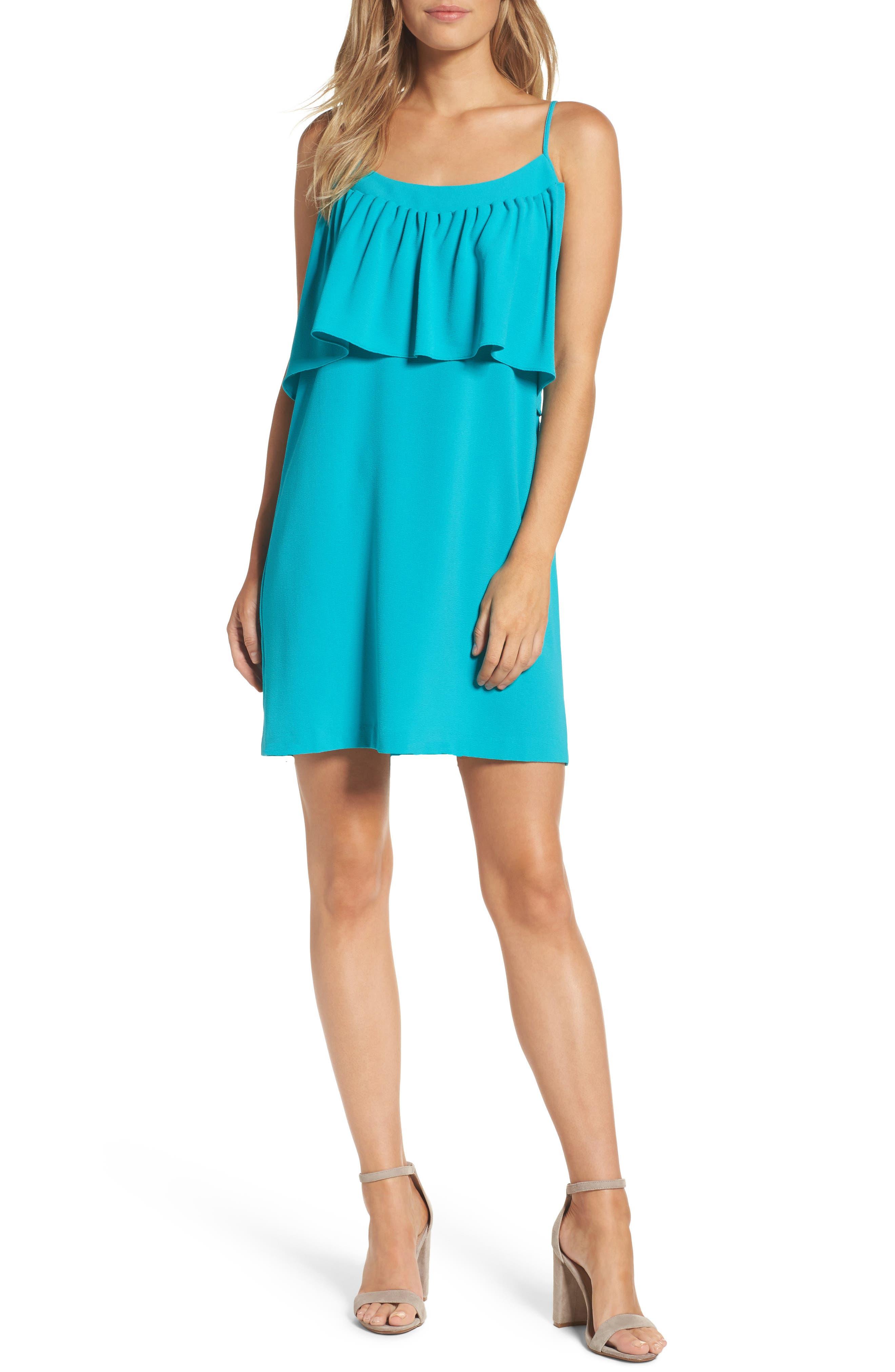 Felicity & Coco Darcy Popover Dress (Nordstrom Exclusive)