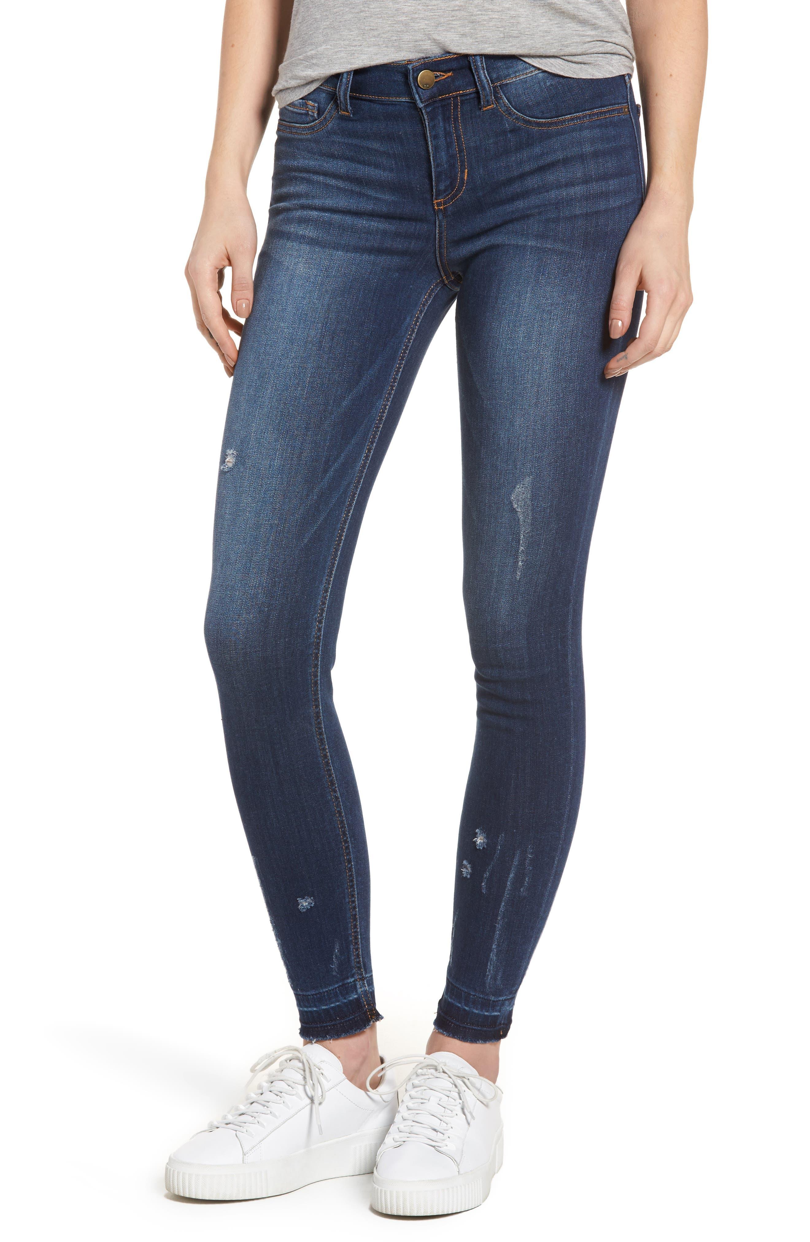 SP Black Skinny Jeans