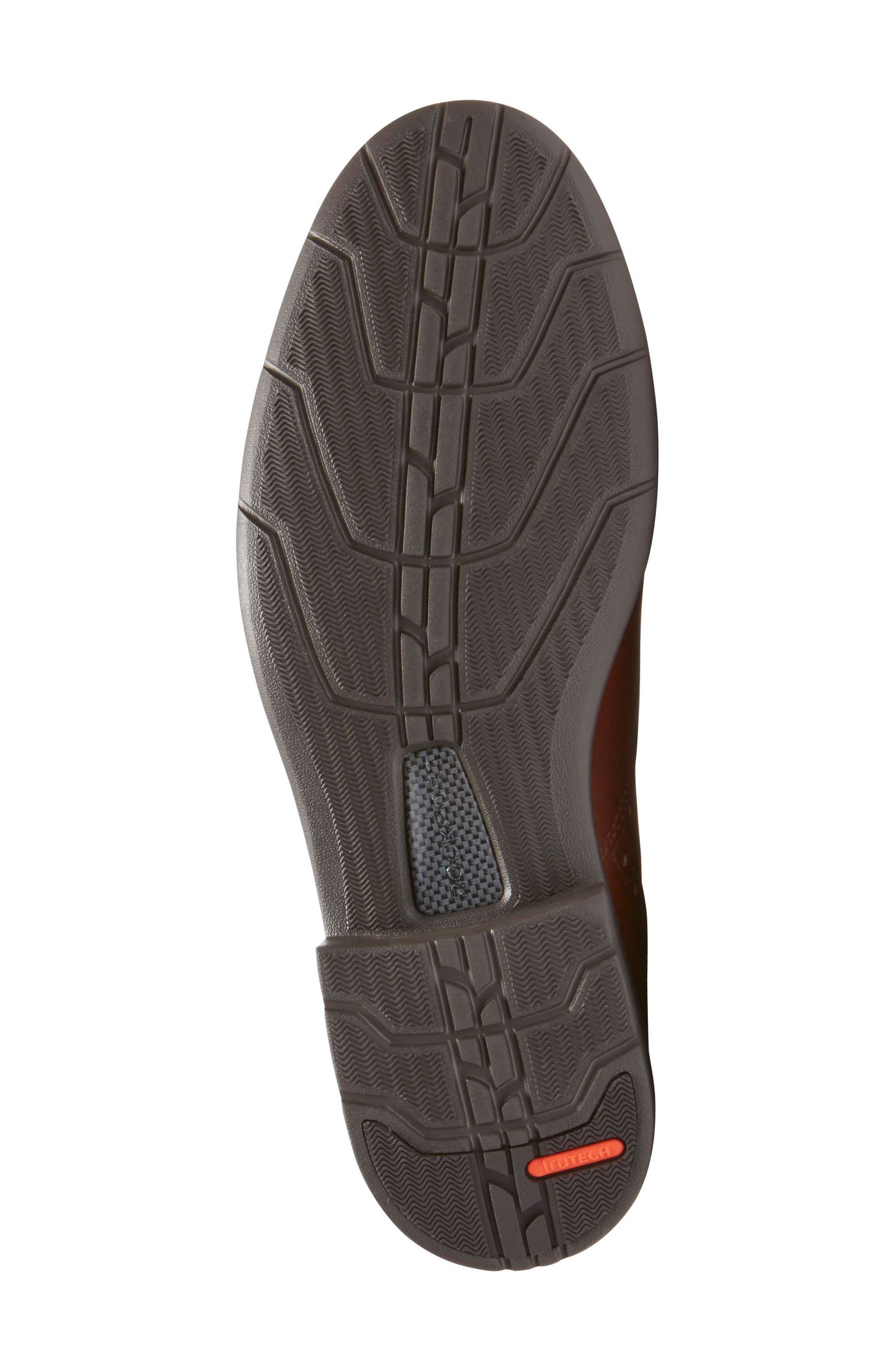 Total Motion Classic Dress Venetian Loafer,                             Alternate thumbnail 6, color,                             Tan Leather