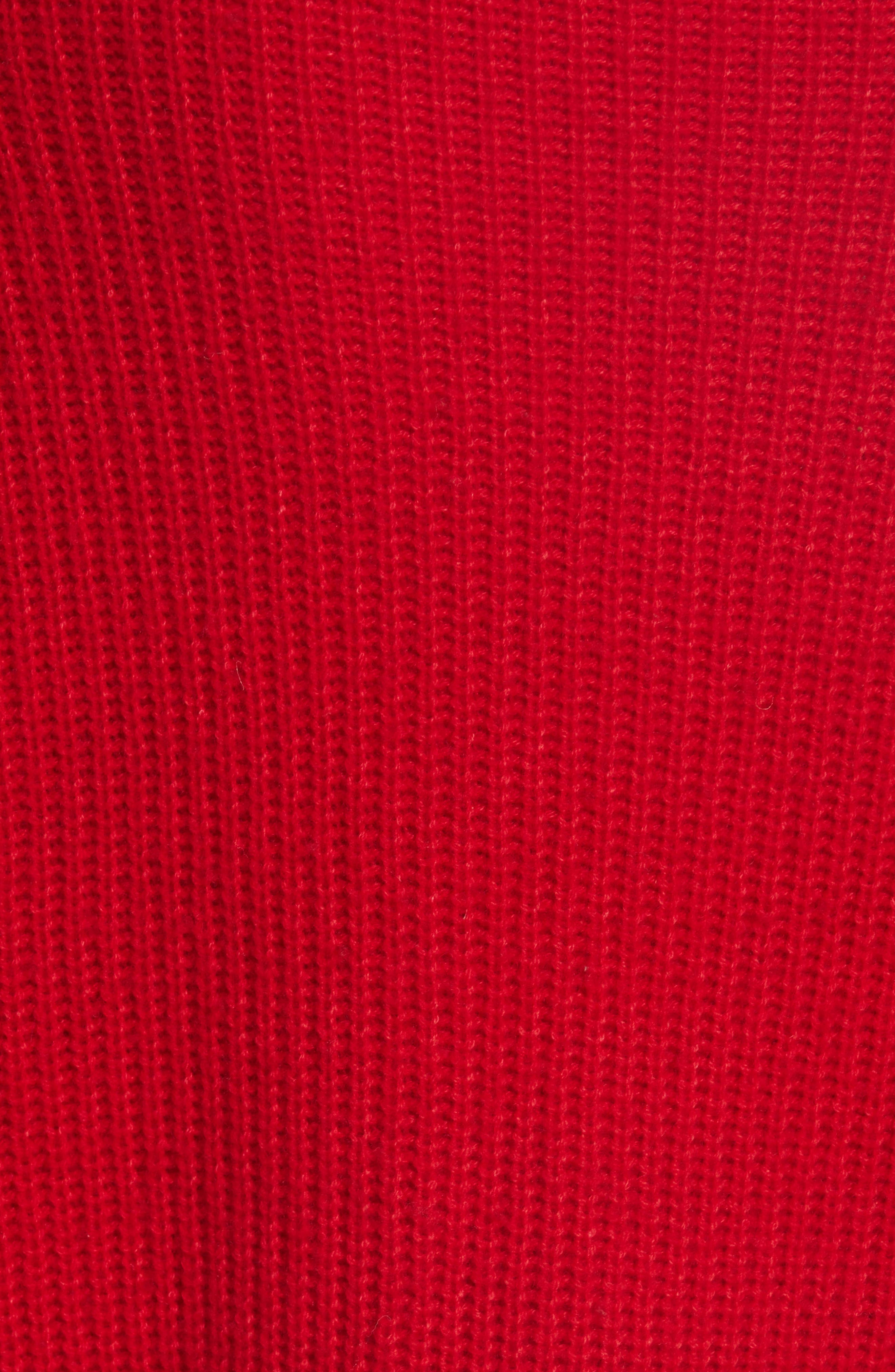 Alternate Image 6  - Helmut Lang Distressed Sweater