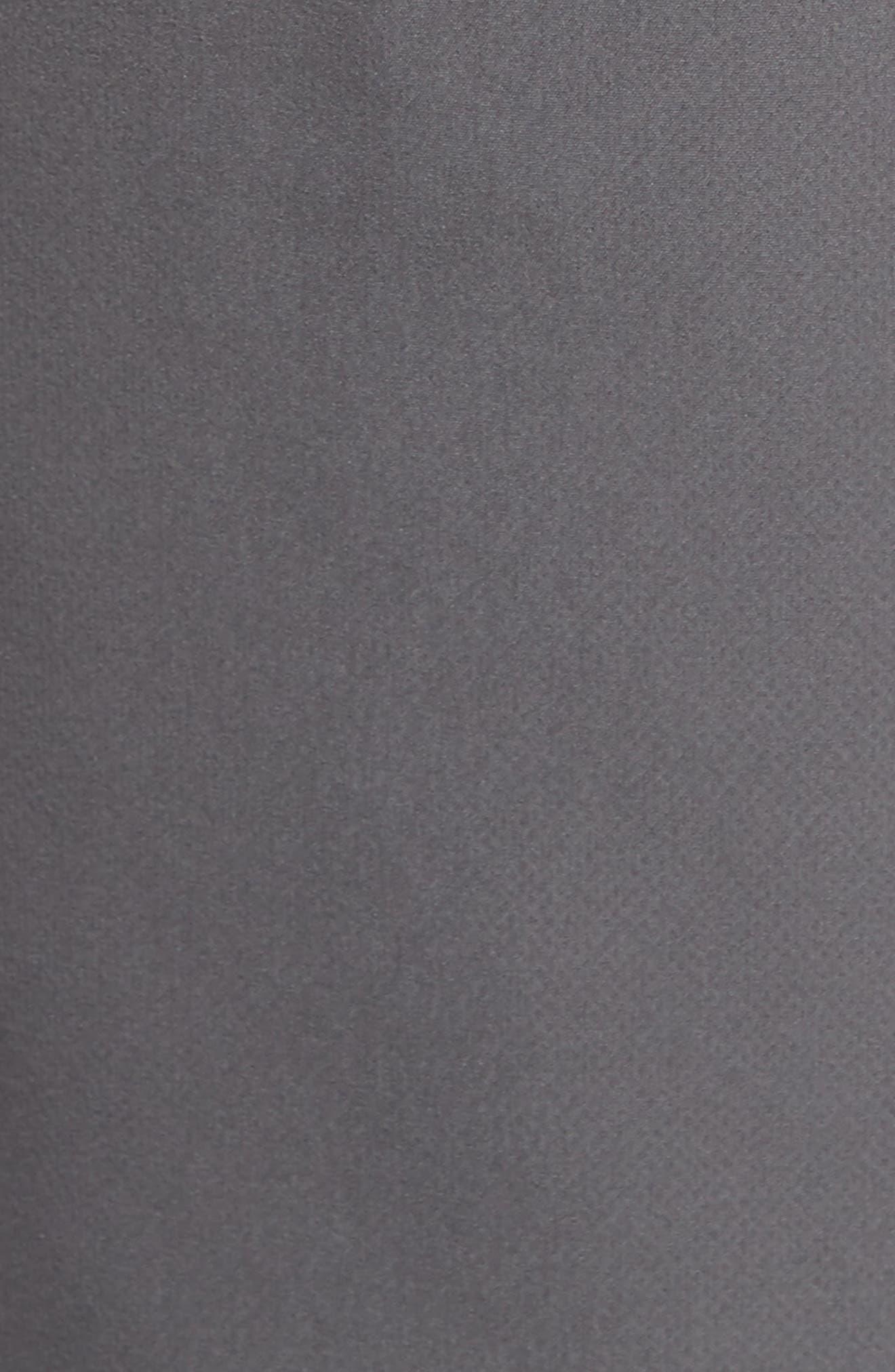 Hybrid Flex Golf Shorts,                             Alternate thumbnail 6, color,                             Dark Grey/ Black