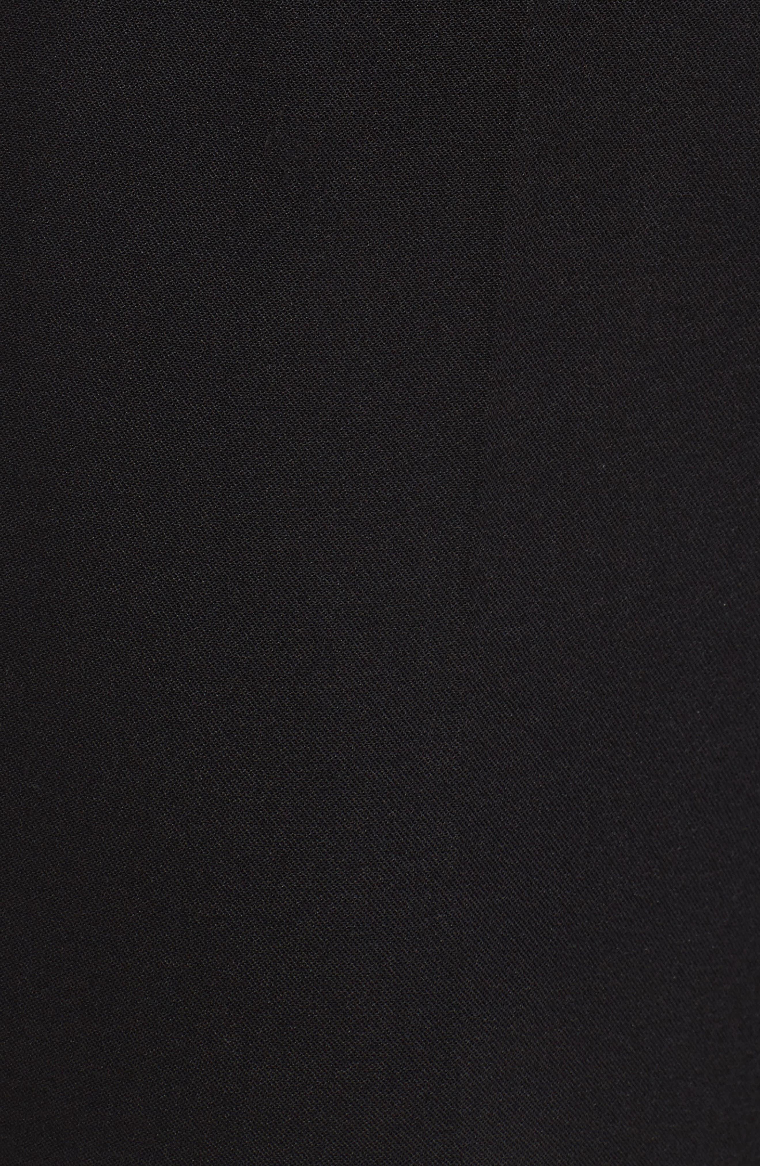 Soft Swing Pants,                             Alternate thumbnail 5, color,                             Black Onyx
