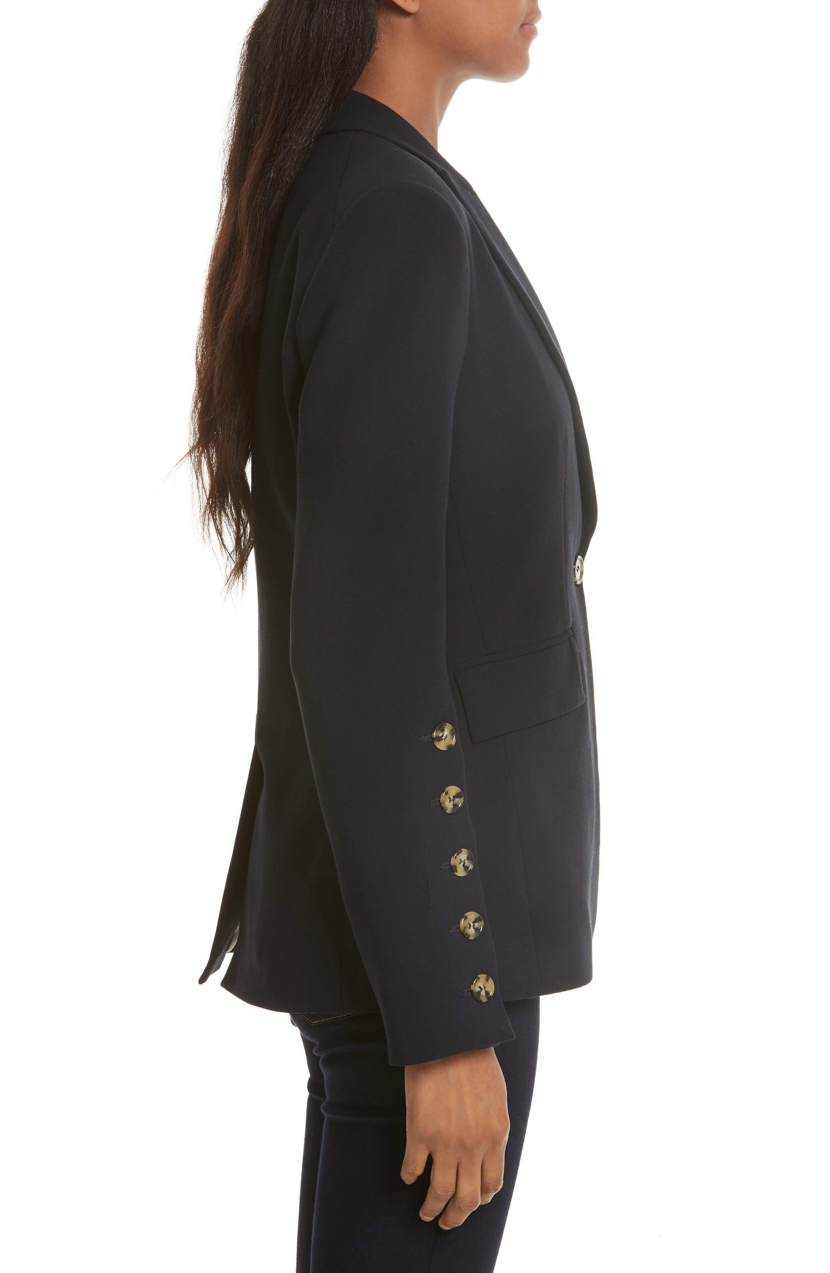 Alternate Image 3  - Veronica Beard Steele Cutaway Jacket